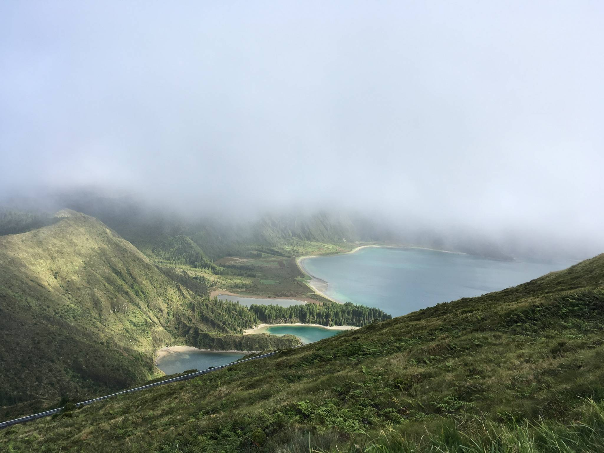 Photo 1: Lagoa Do Fogo, acores