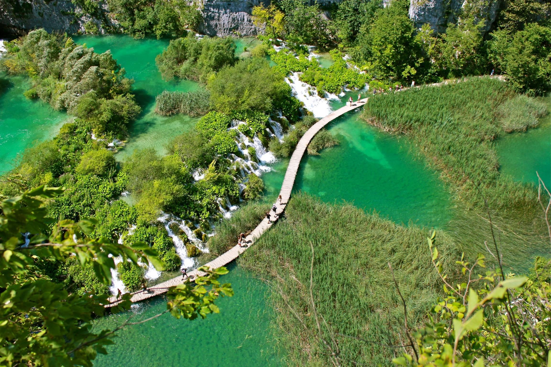 Photo 1: Lacs de Plitvice