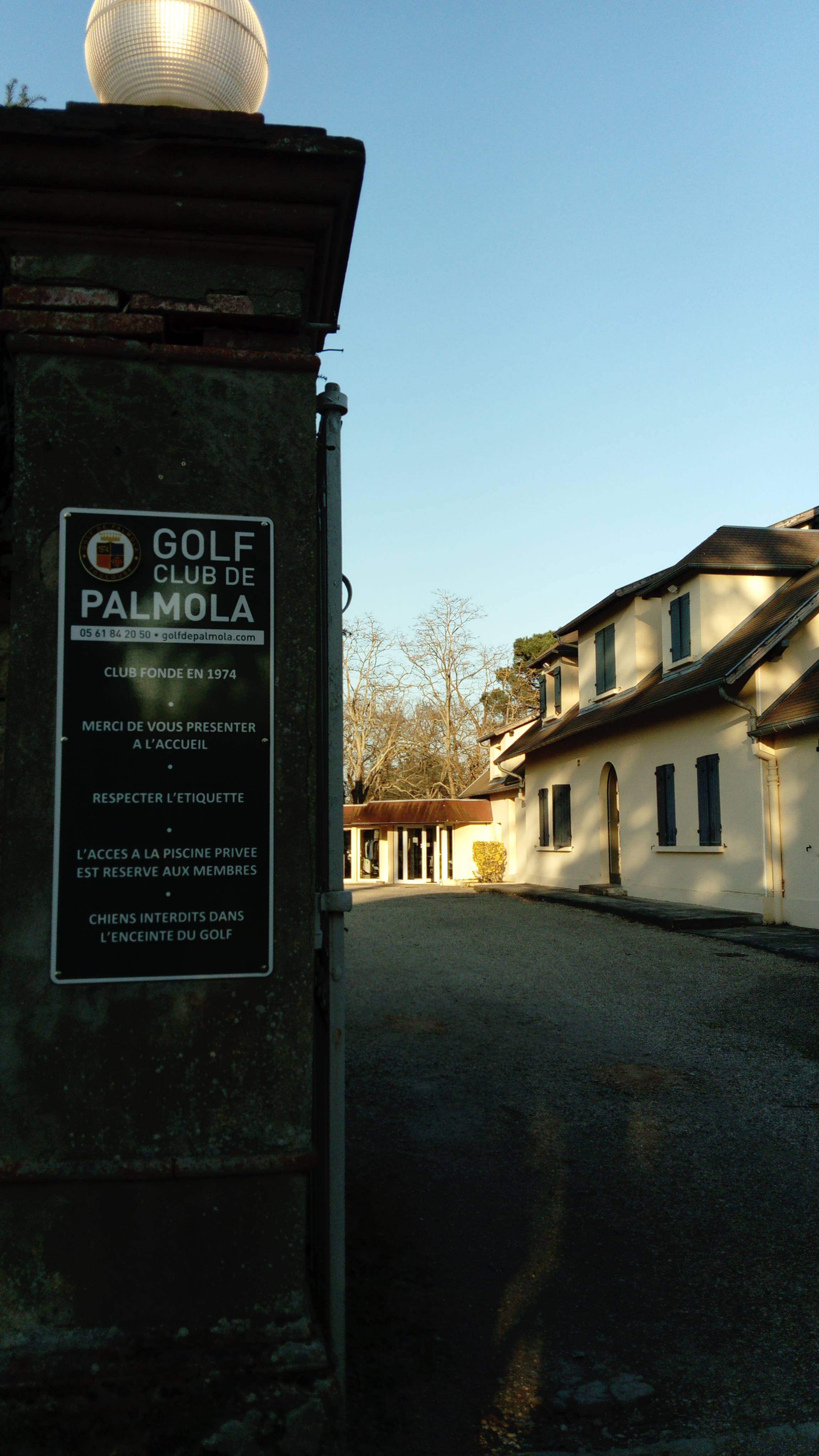 Photo 1: Golf de palmola