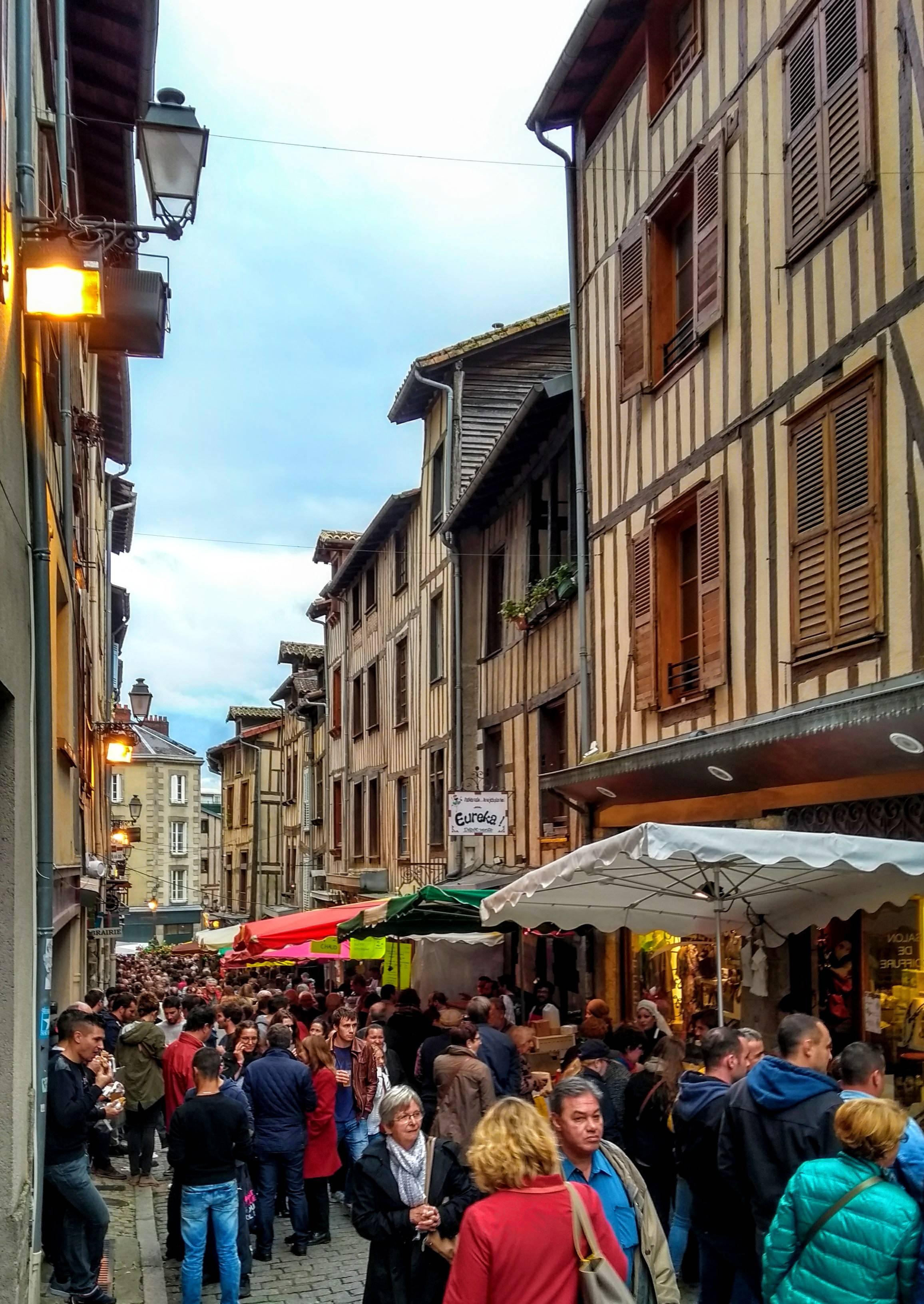 Photo 1: La Frairie des Petits Ventres à Limoges : l'événement des bons vivants !