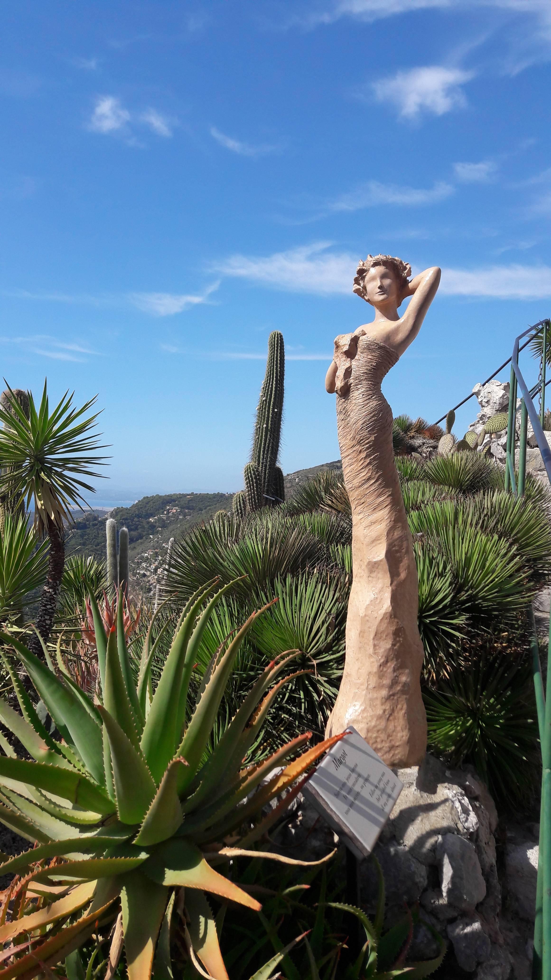 Jardin exotique d\'Eze - ShareYourTrip.fr