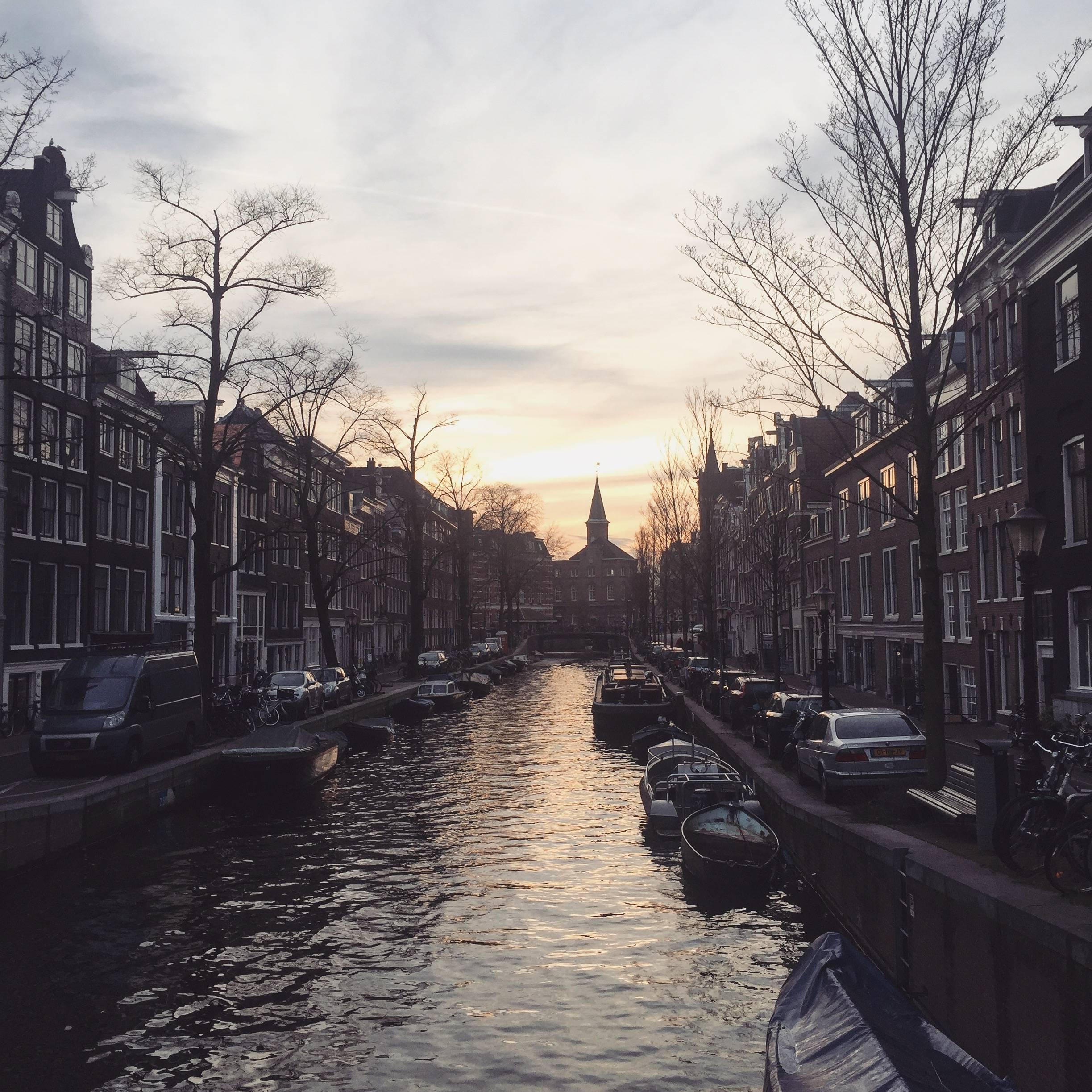 Photo 1: Se perdre dans les rues d'Amsterdam