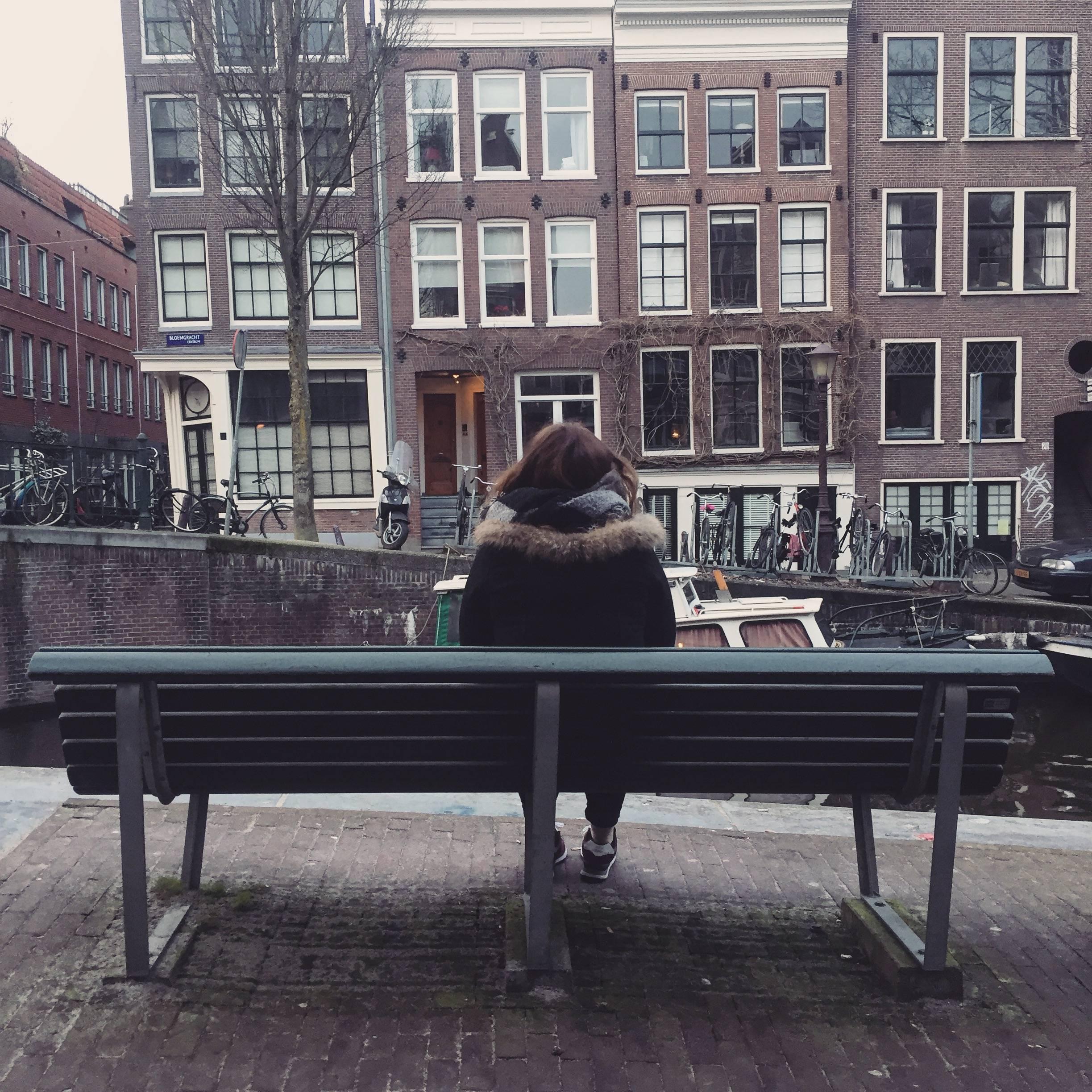 Photo 2: Se perdre dans les rues d'Amsterdam