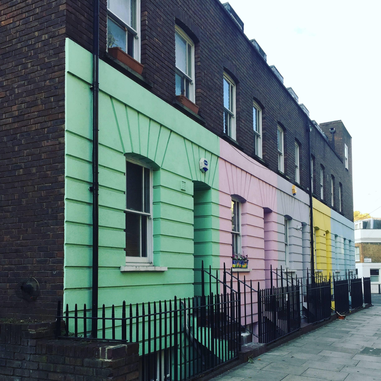 Photo 1: London's vibes