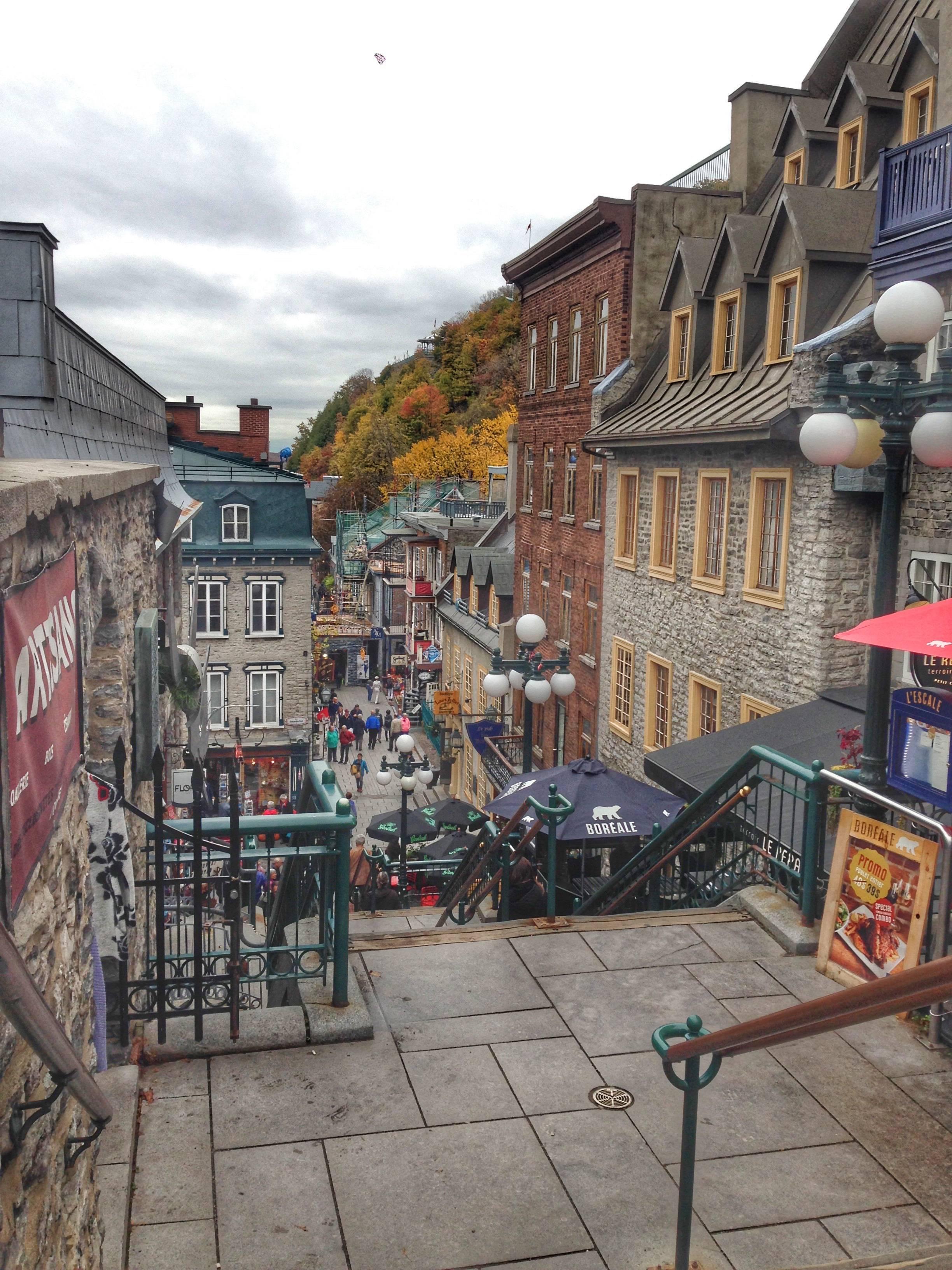Photo 1: Quartier du Vieux-Québec