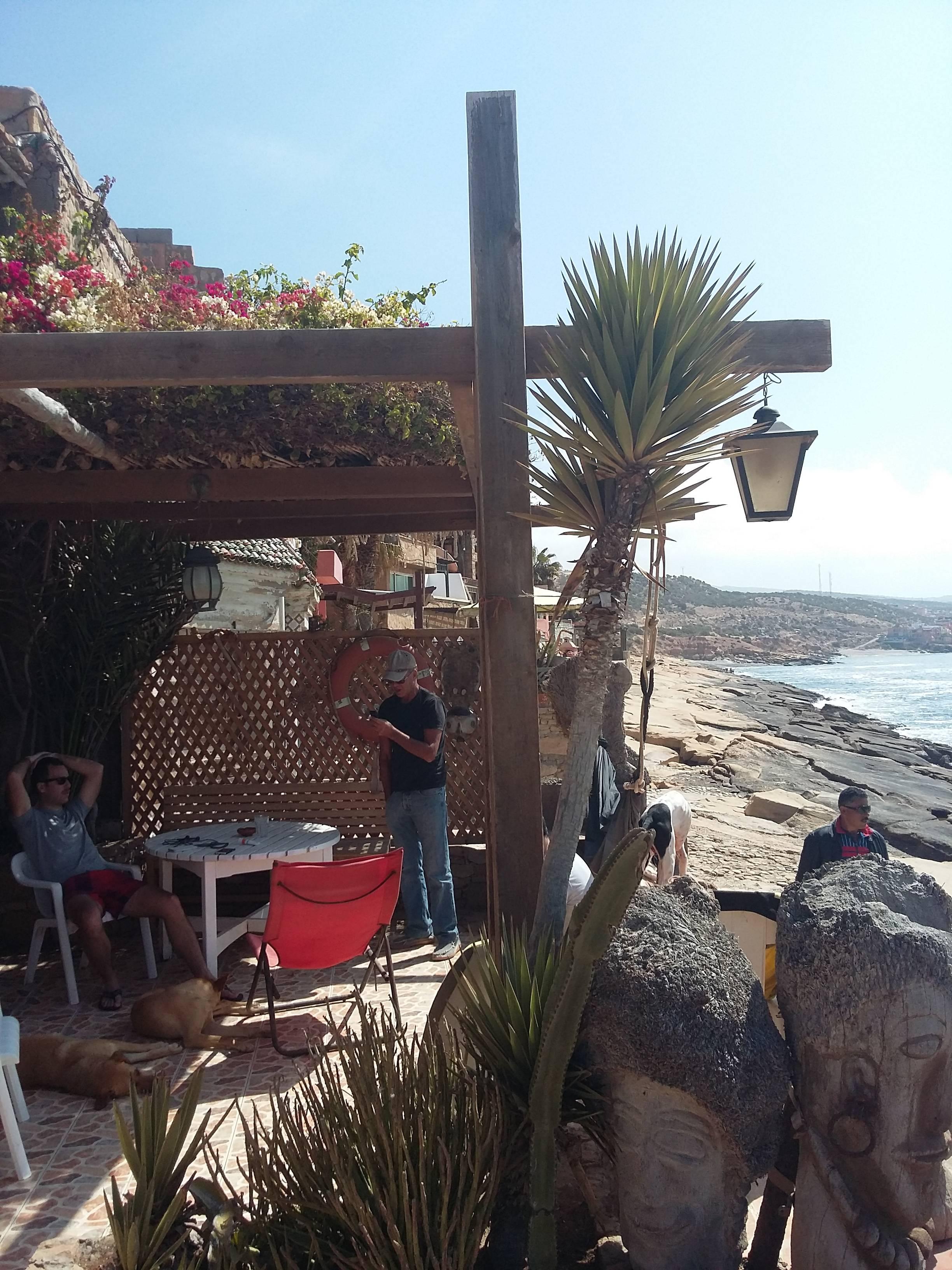 Photo 2: Chez mounia à anchor point. Surf paradise