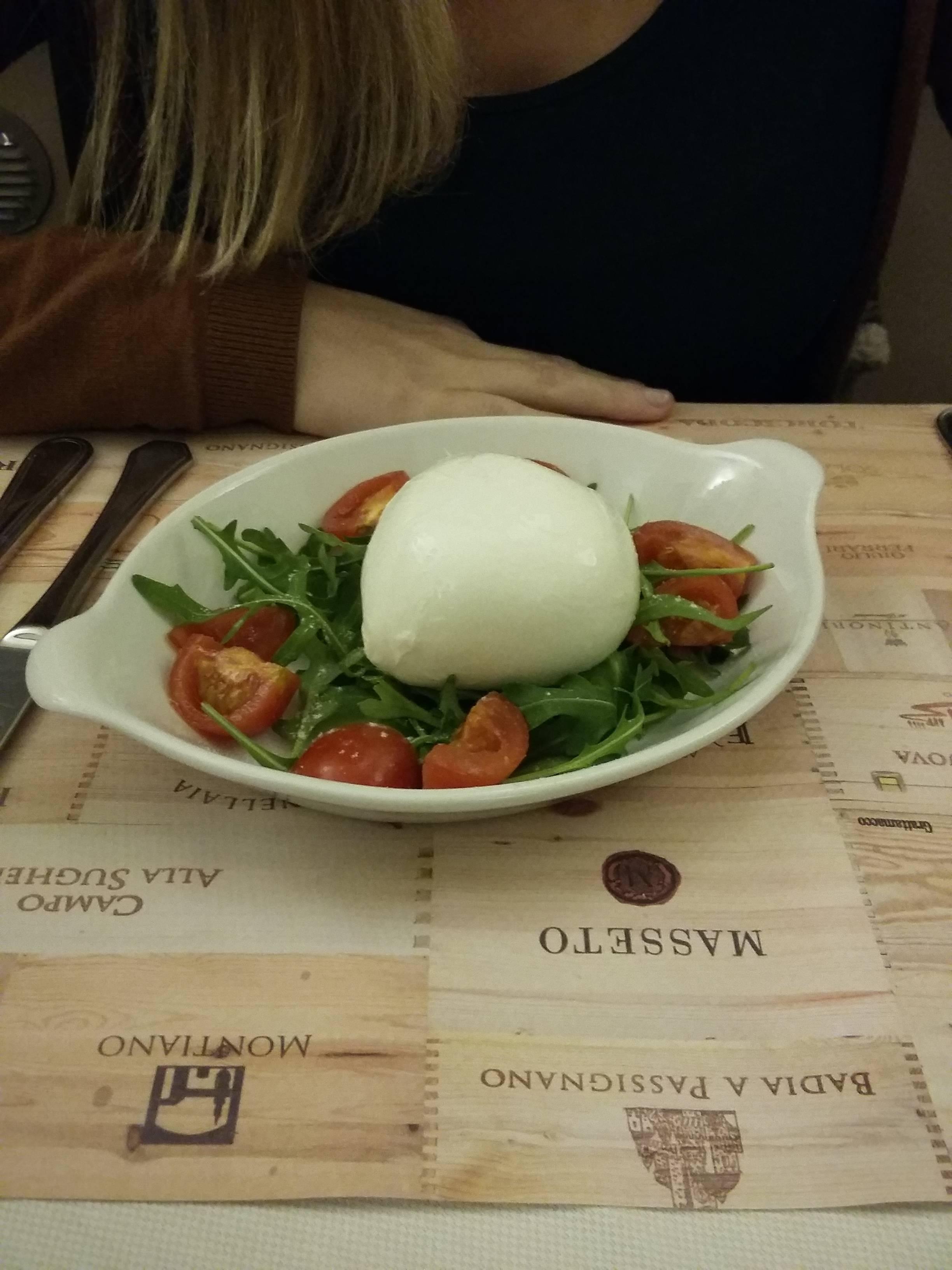 Photo 2: Osteria Barberini, la truffe sous toutes ses formes!