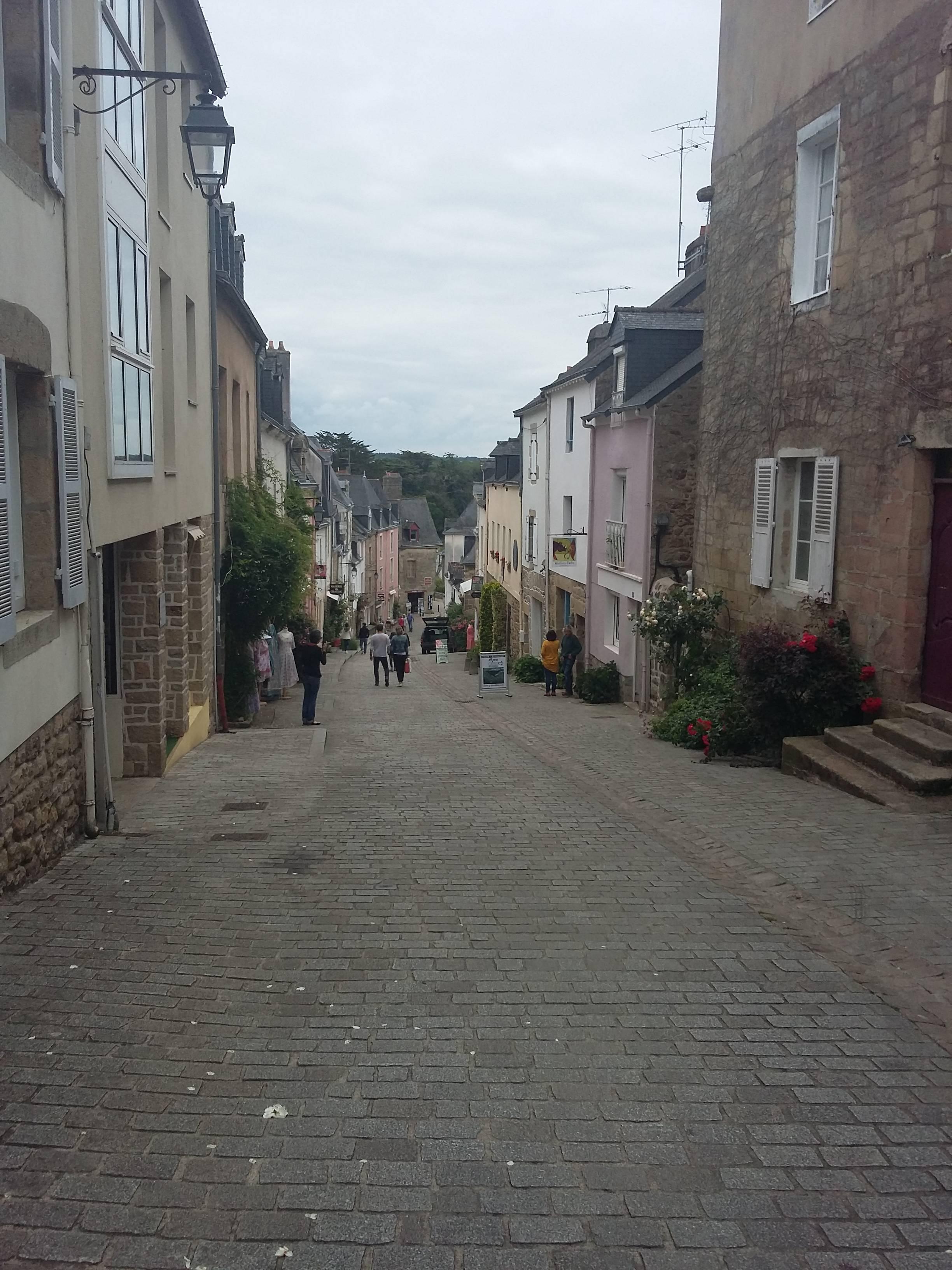 Photo 2: Saint-goustan, le port caché