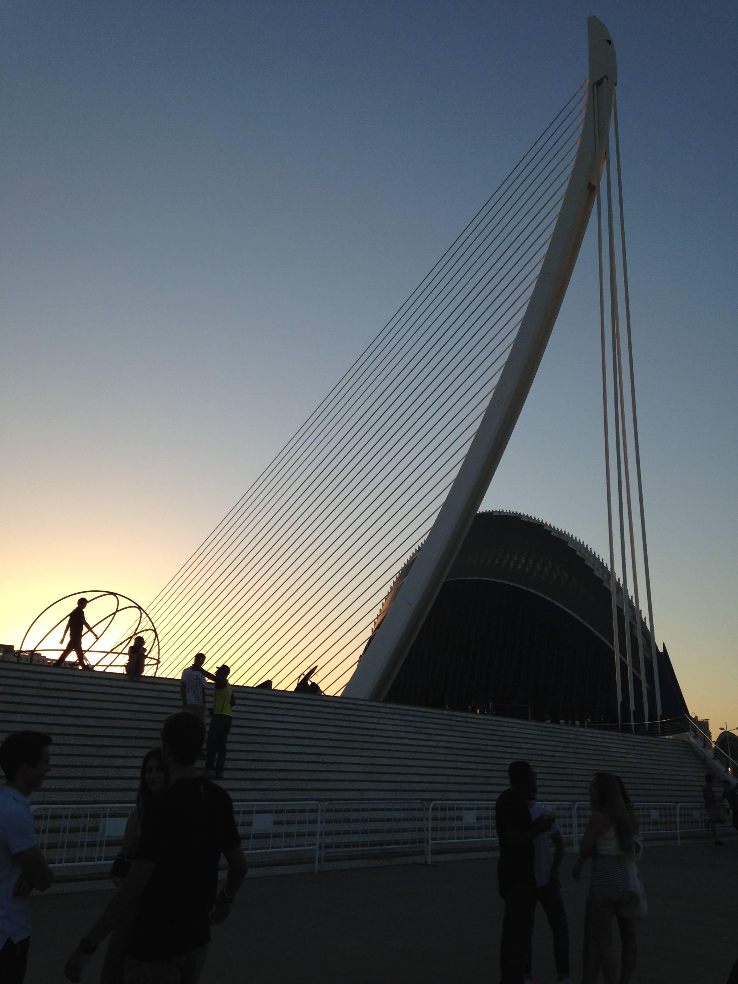 Photo 2: L'Umbracle .La plus belle terrasse d'Espagne