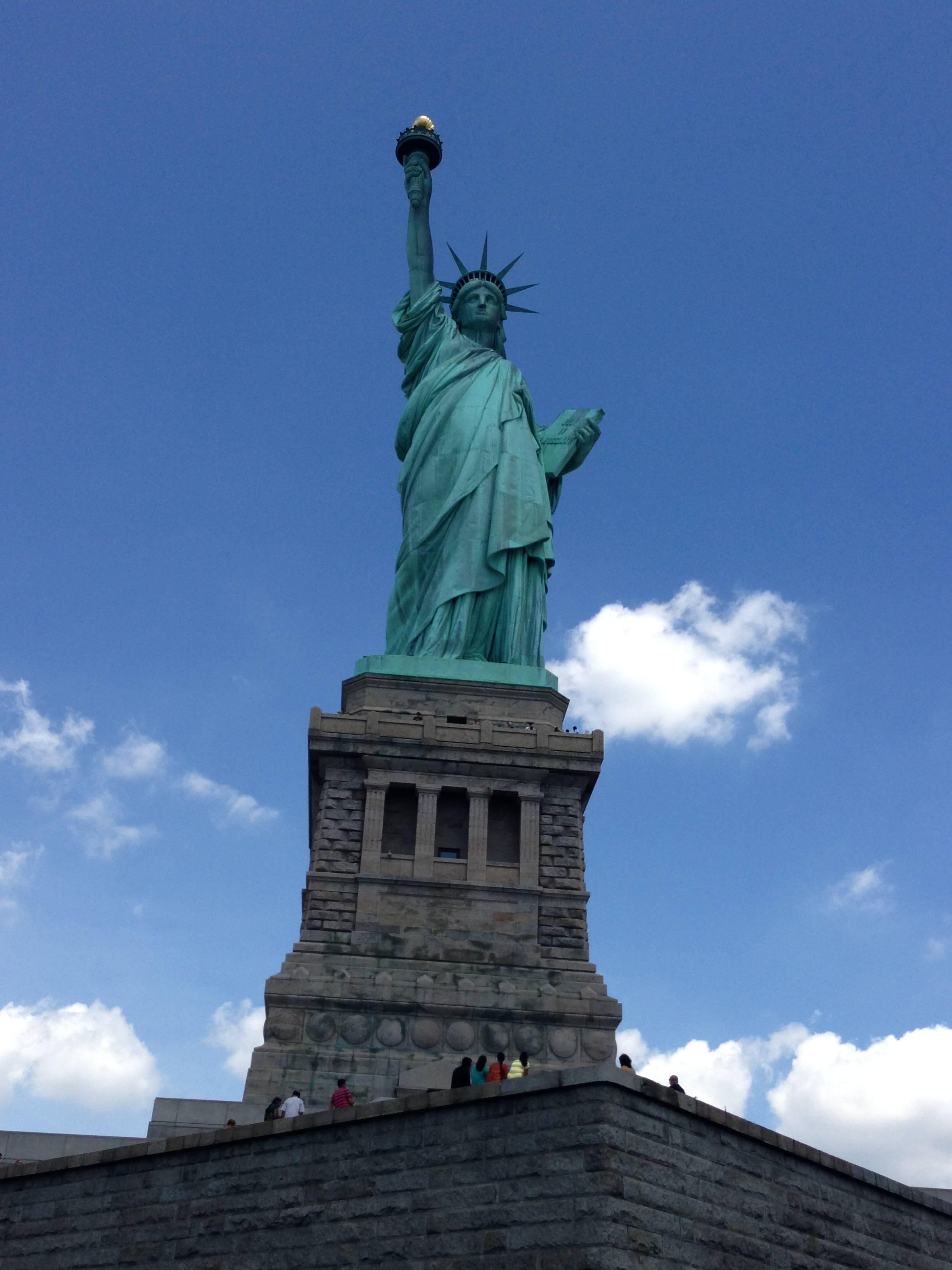 Photo 1: Statue de la Liberté