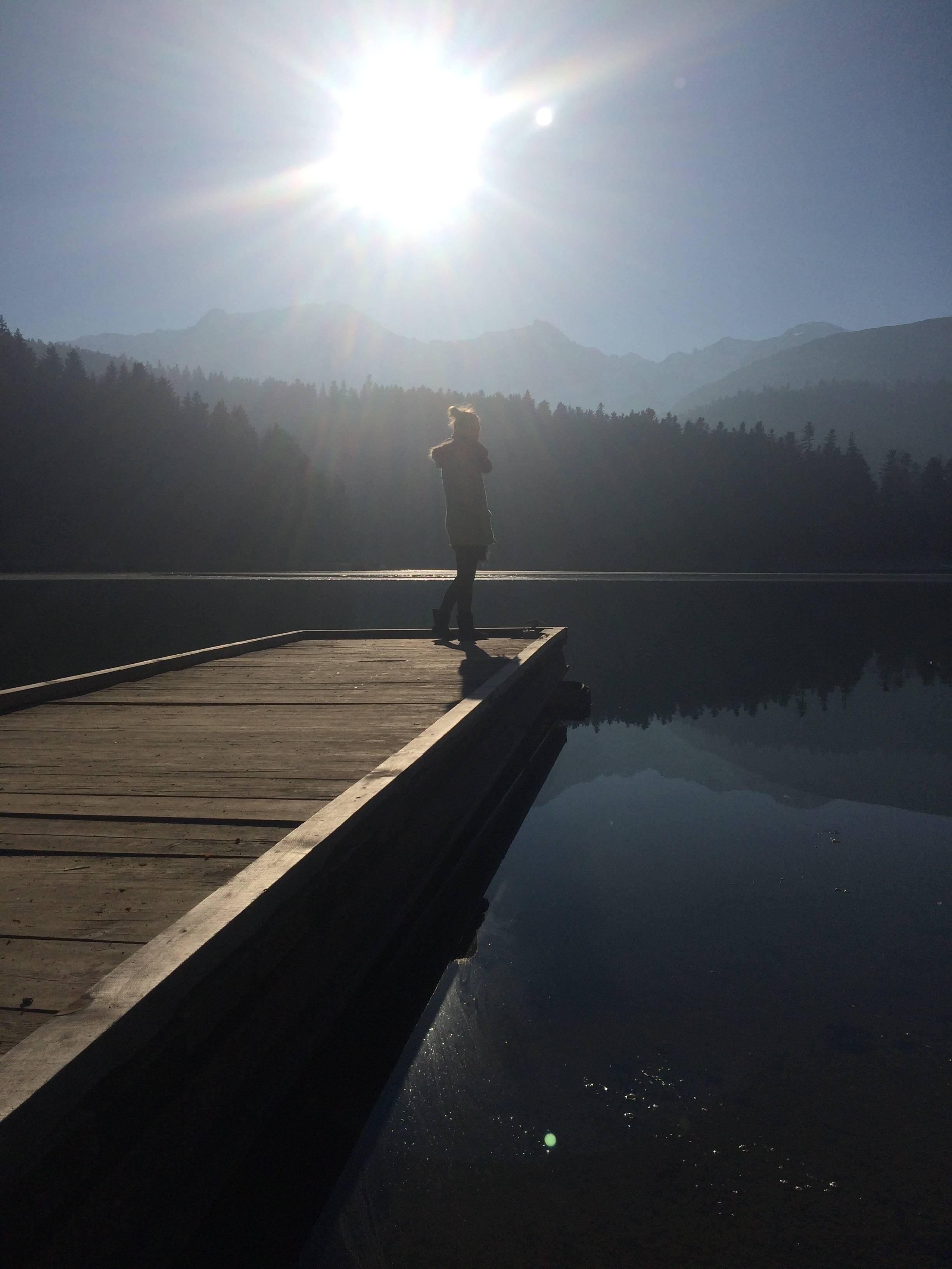 Photo 3: Petite balade autour du lac de Payolle