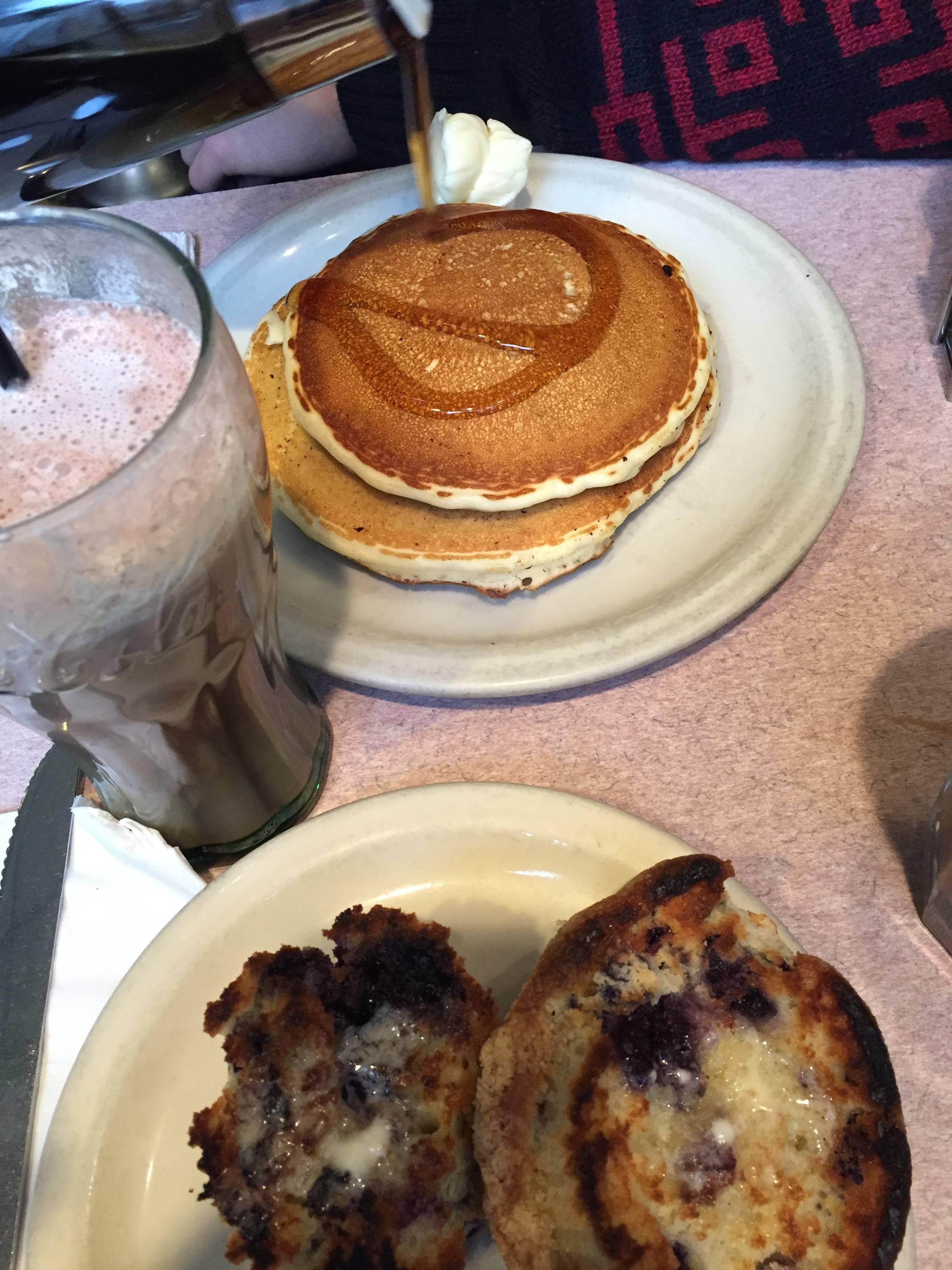 Photo 1: Le meilleur Milkshake de ma vie. #cestpasuneblague