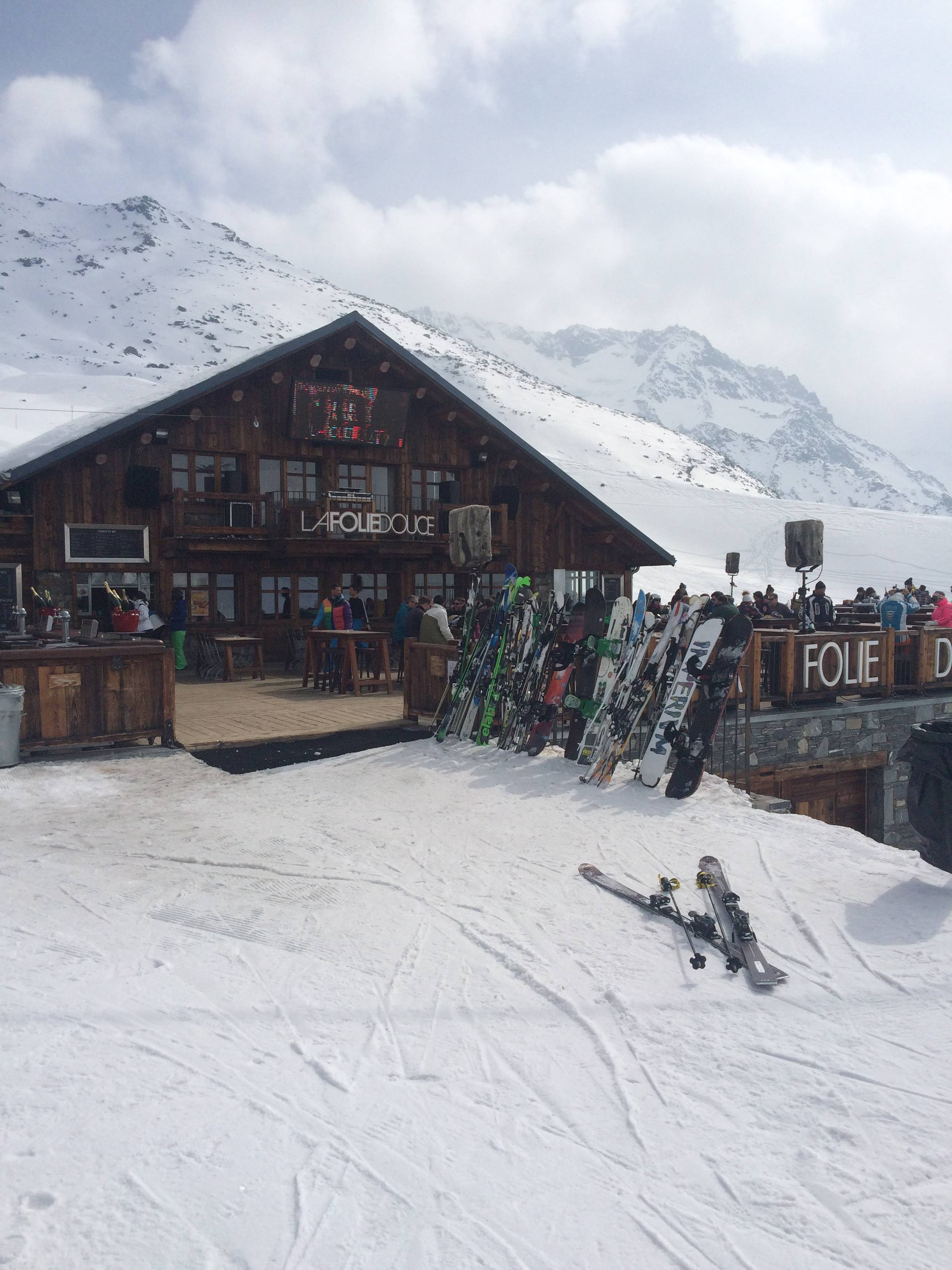 Photo 1: LA FOLIE DOUCE..val thorens