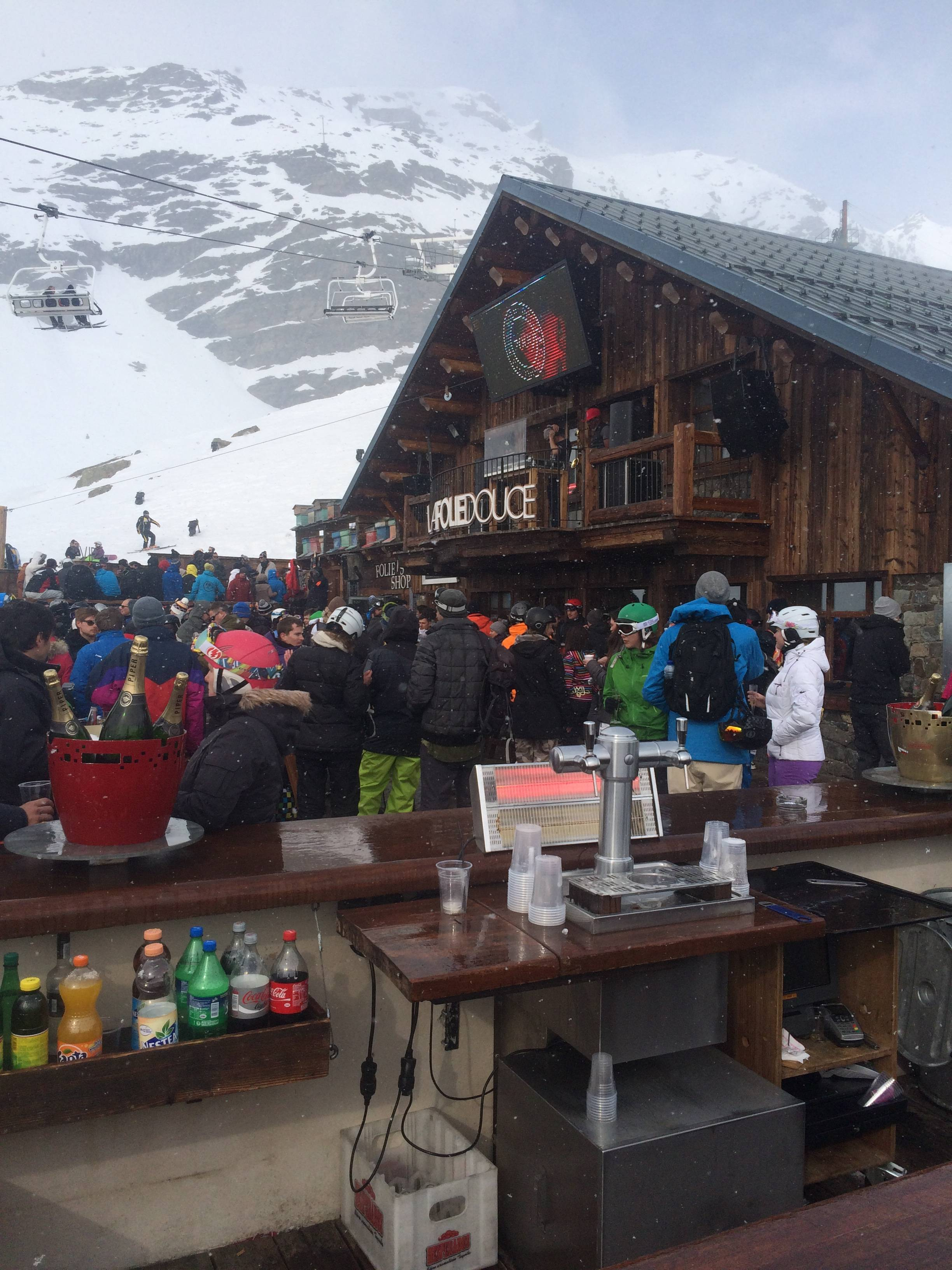 Photo 3: LA FOLIE DOUCE..val thorens