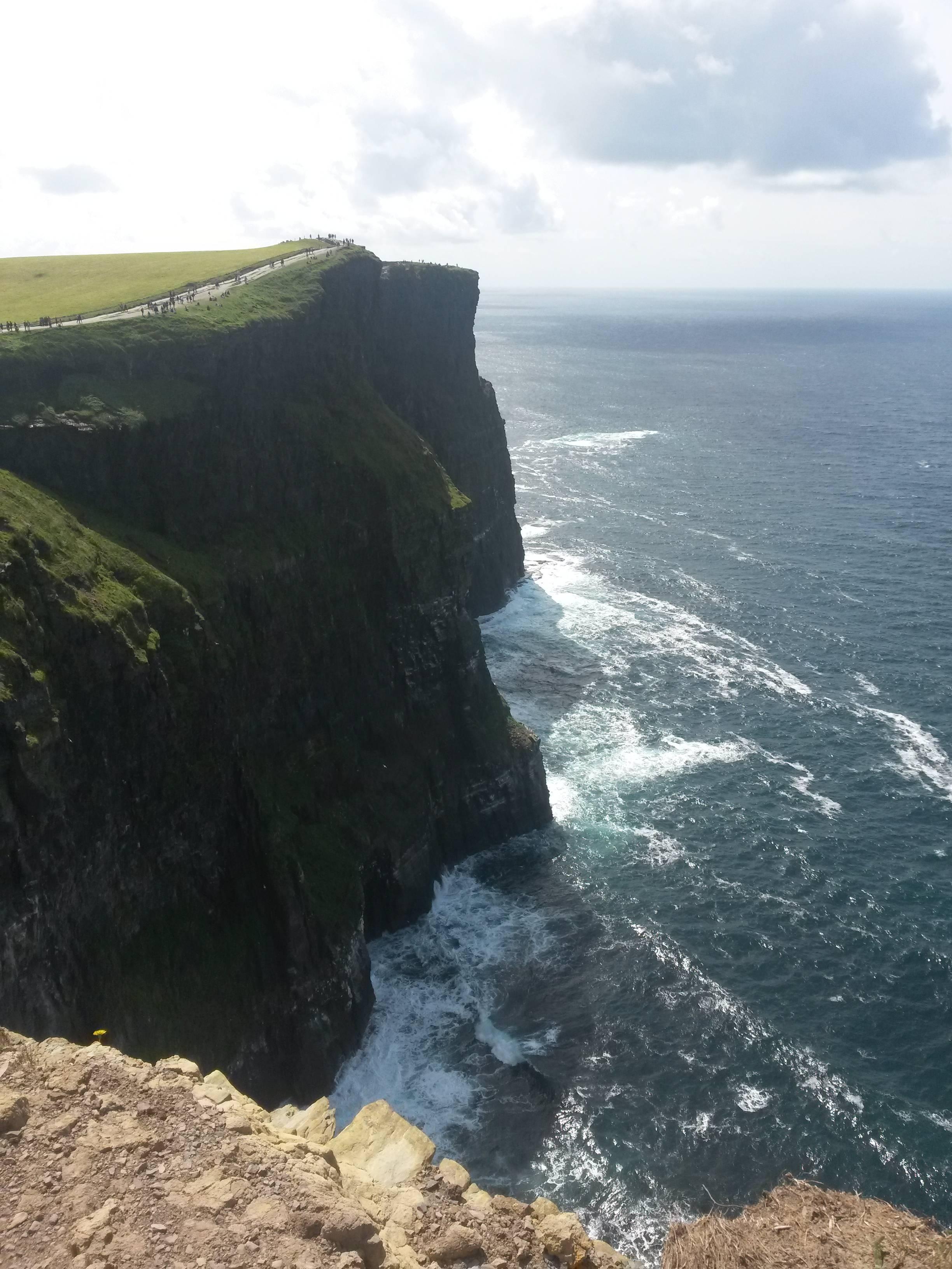 Photo 2: CLIFFS OF MOHER, IRLANDE