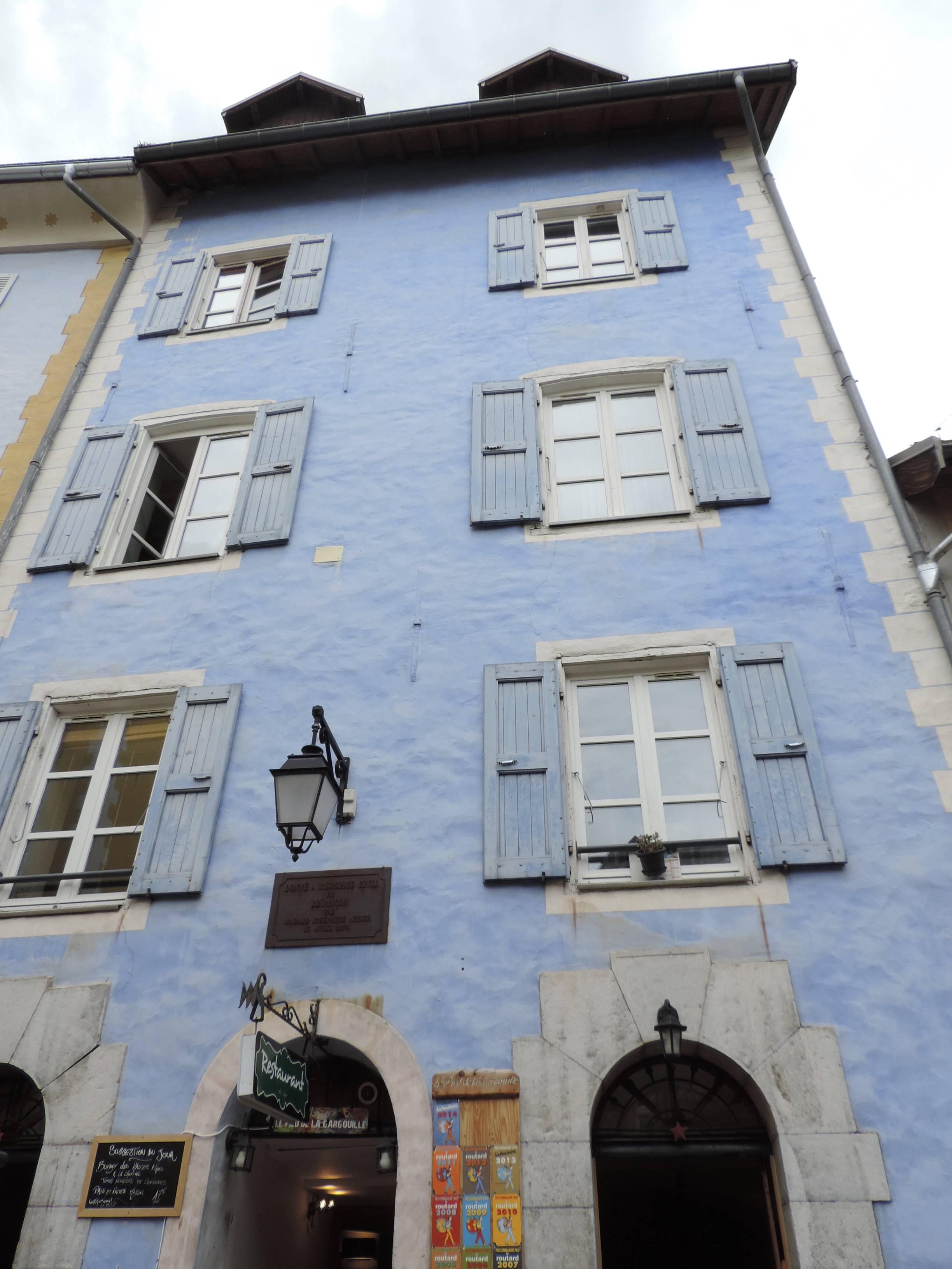 Photo 2: Le resto de ouf à Briançon (frais frais archi frais trop bon)