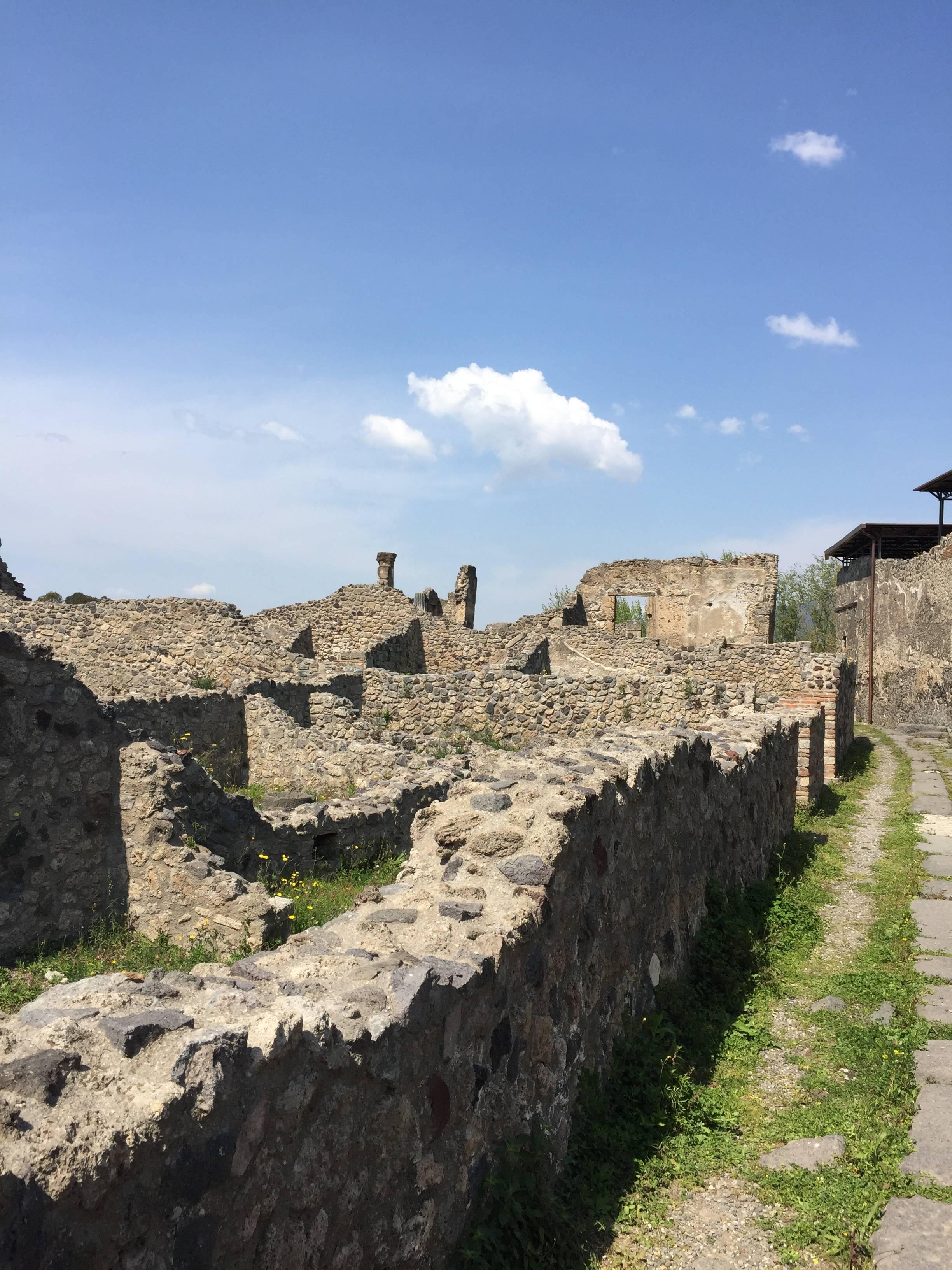 Photo 2: Journée à Pompéi