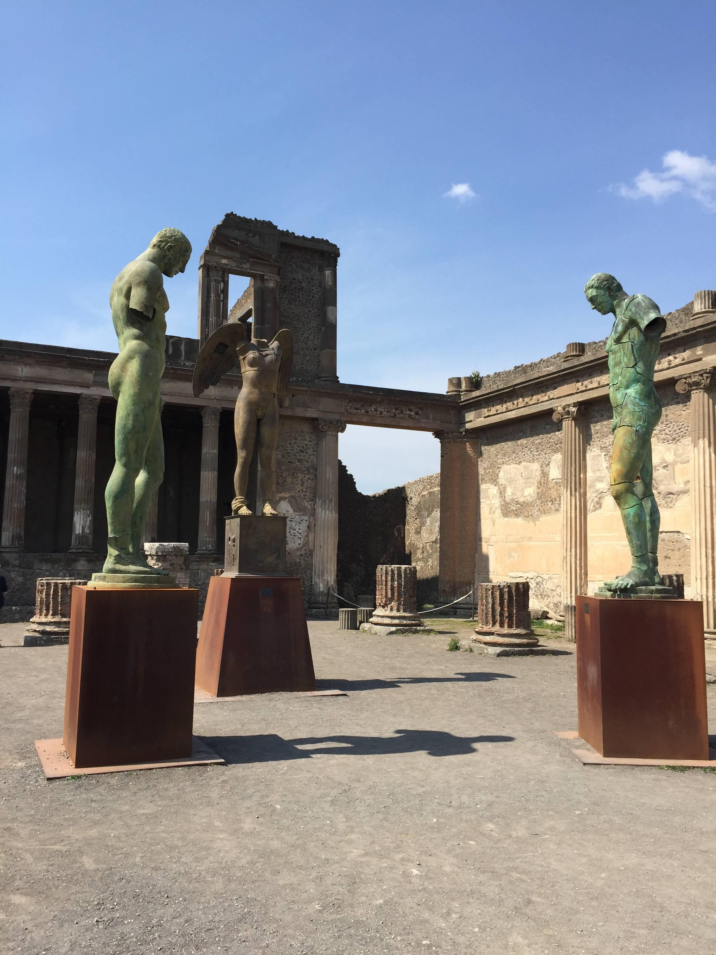 Photo 3: Journée à Pompéi