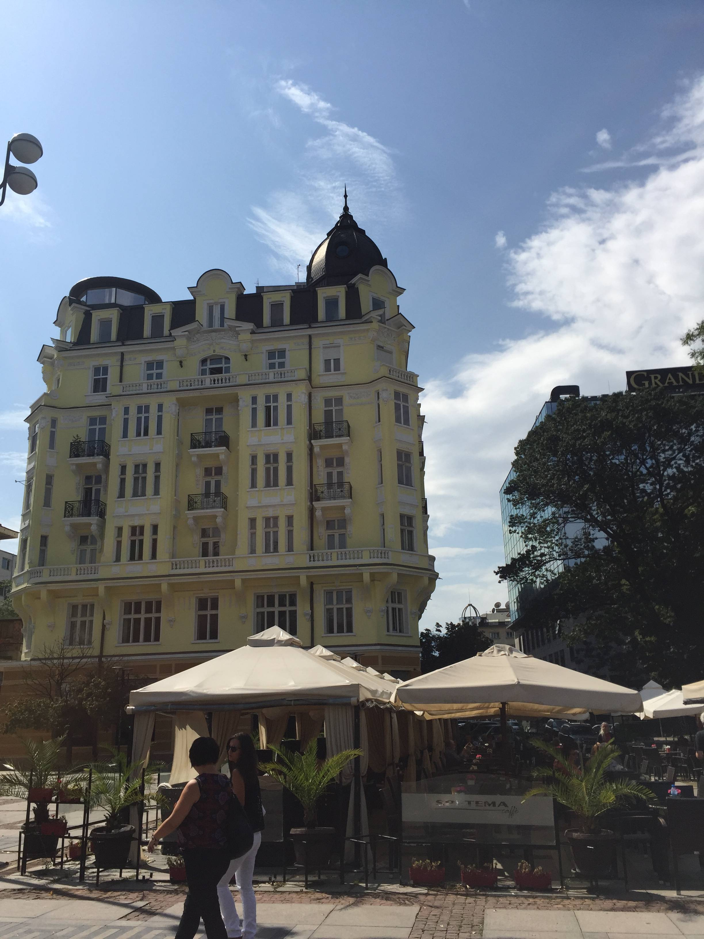 Photo 1: Sofia, capitale de la Bulgarie boudée des voyageurs