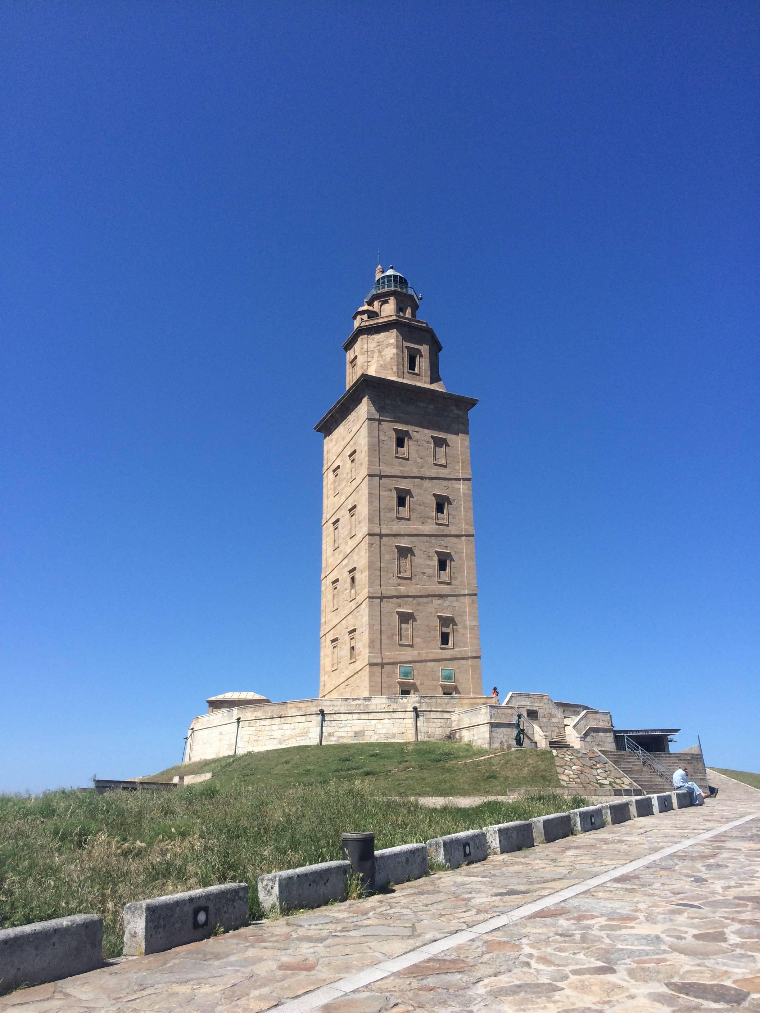 Photo 1: Tour d'hercules A Coruña