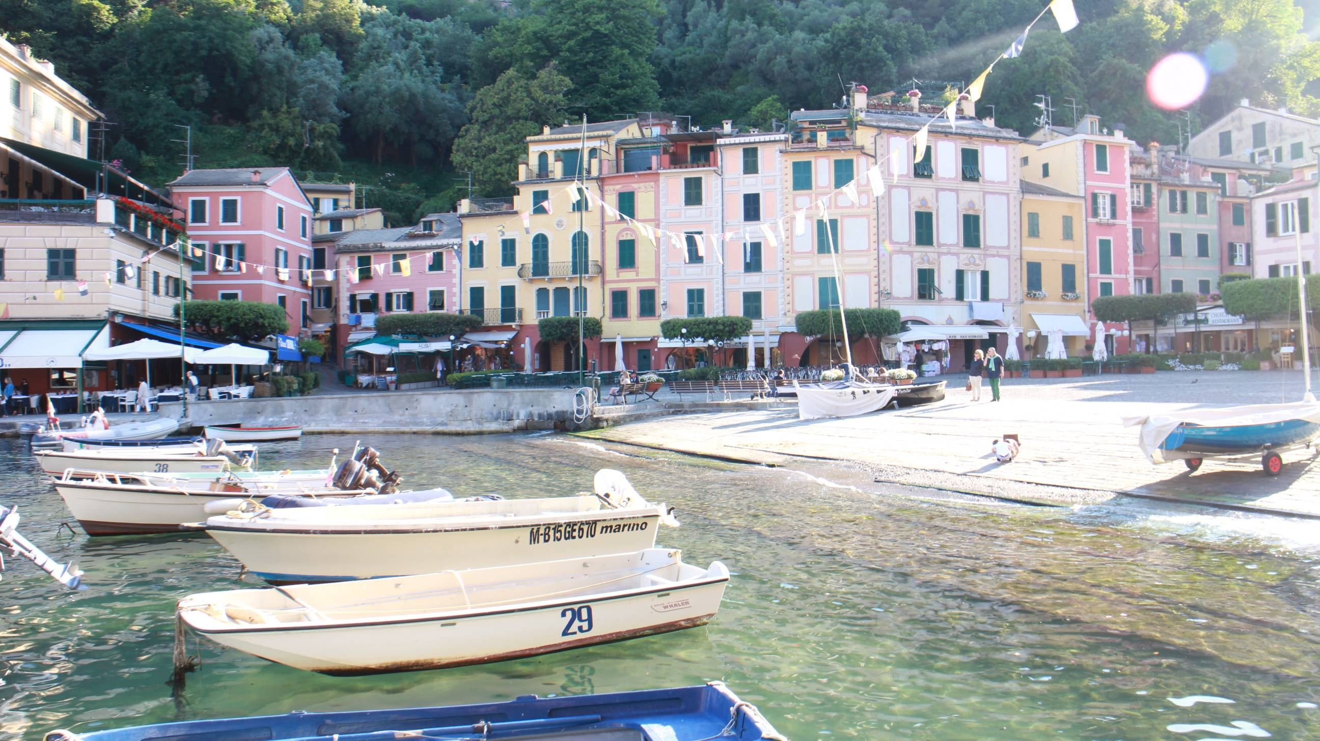 Photo 1: Portofino, le Saint-Tropez Italien