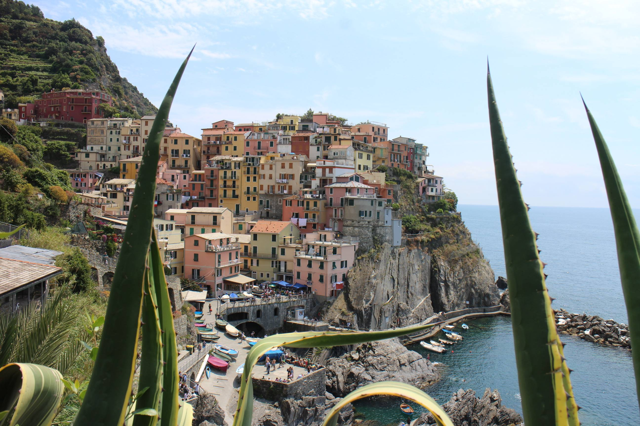 Photo 2: Les cinque terre, 5 villages de rêve en Italie