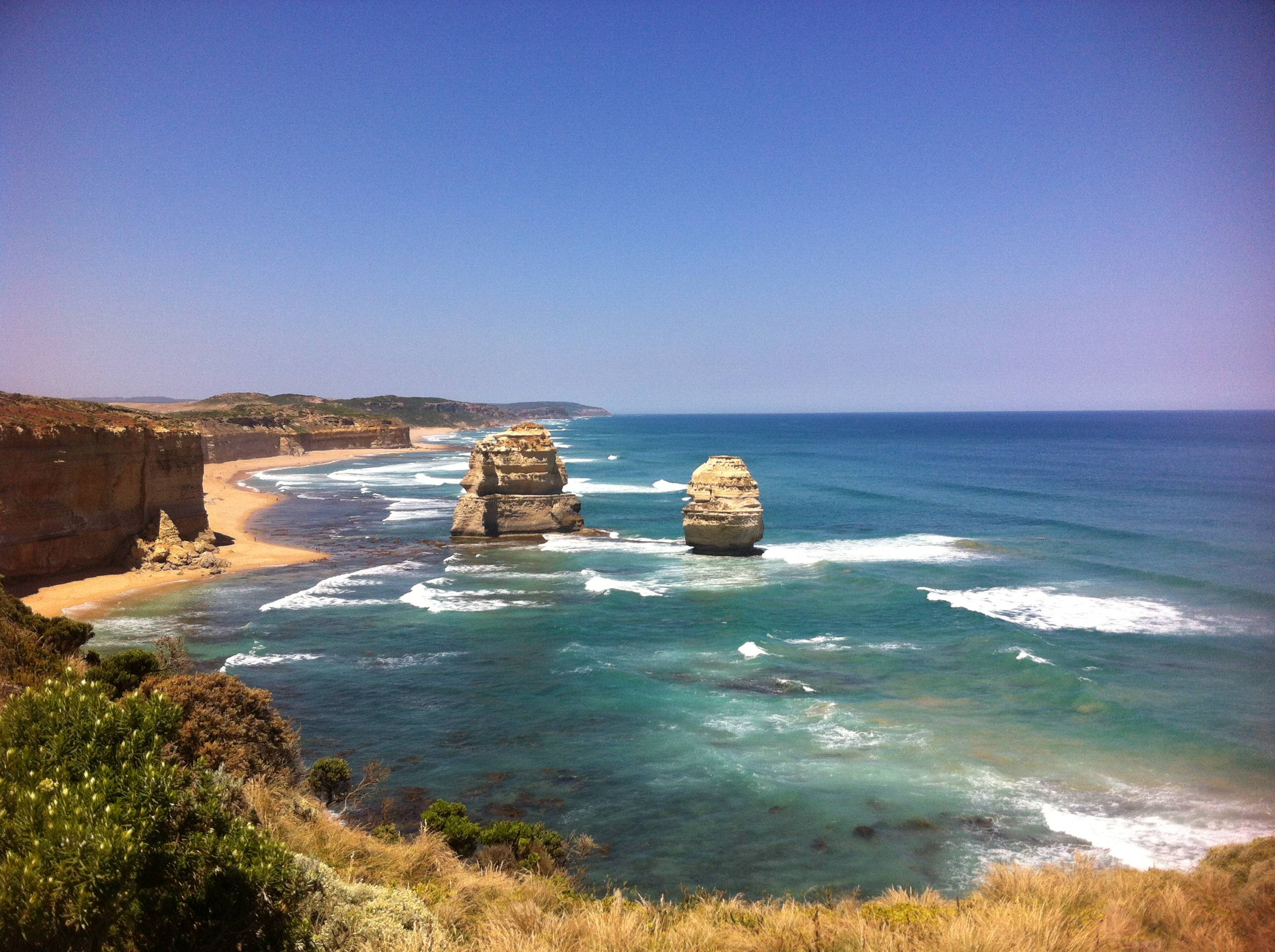 Photo 1: The great ocean road
