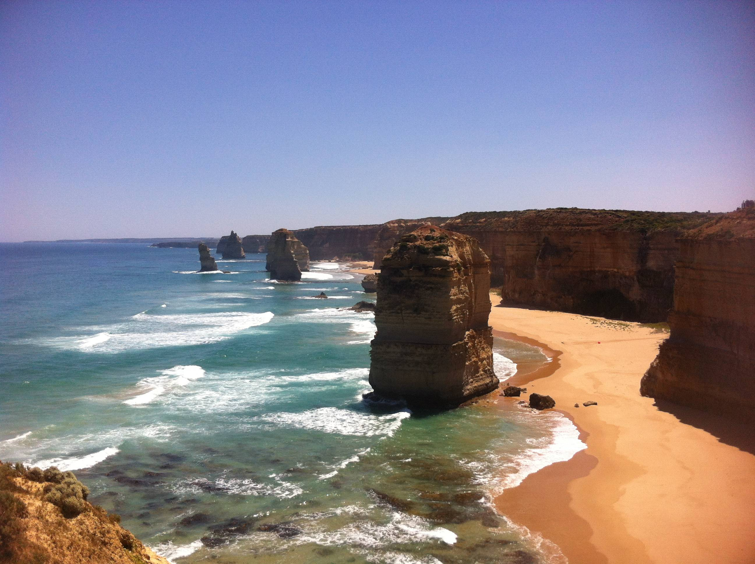 Photo 2: The great ocean road