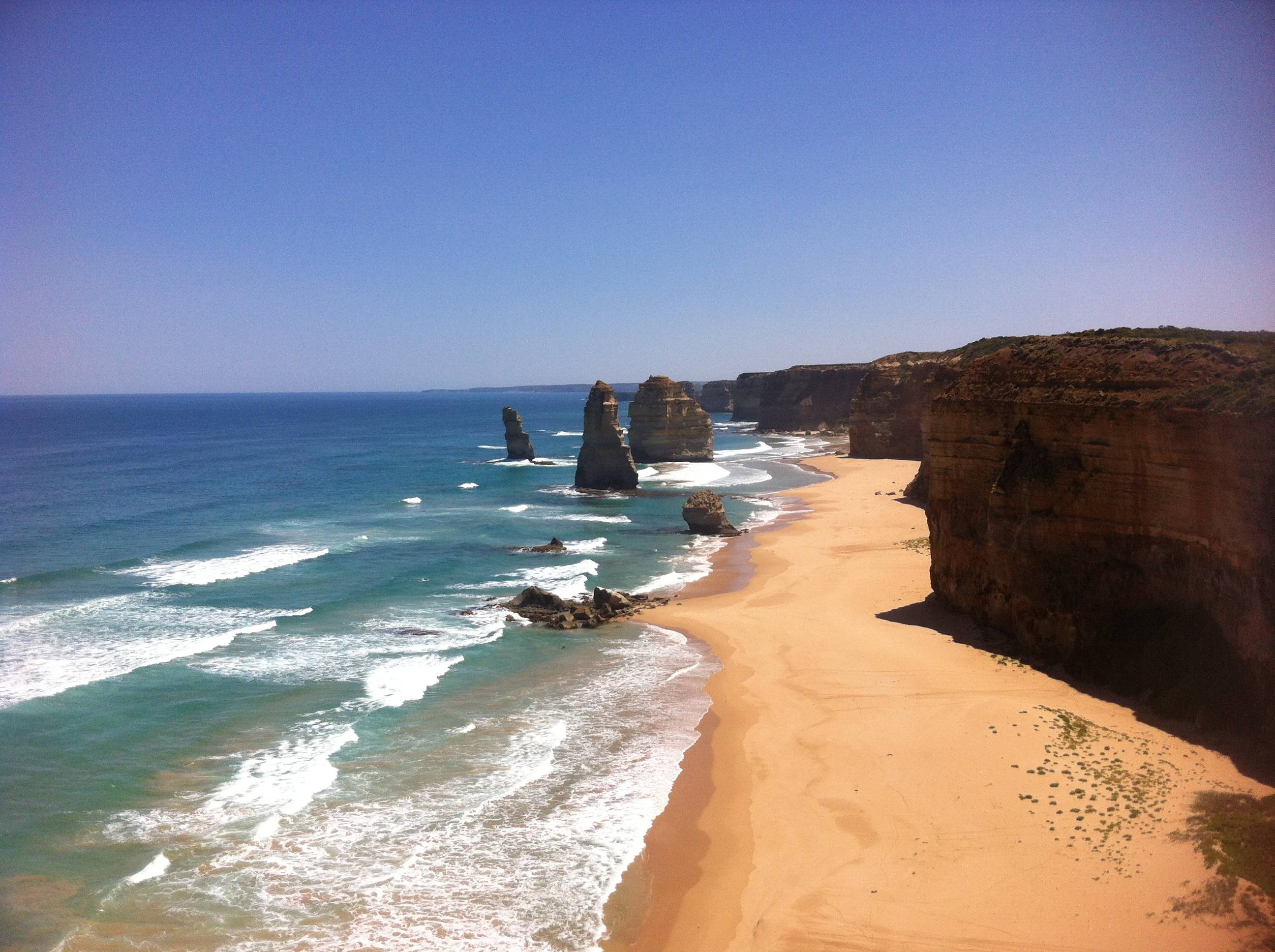 Photo 3: The great ocean road