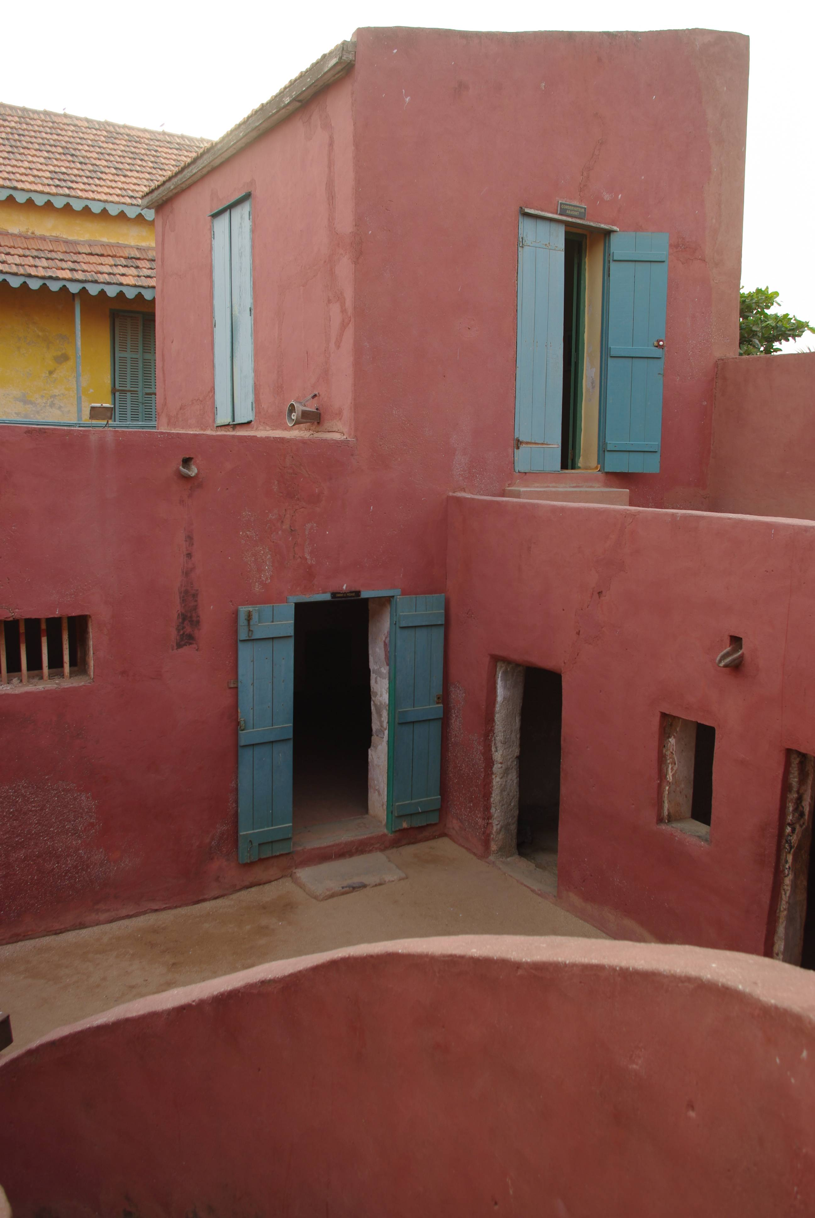 Photo 1: La maison des esclaves