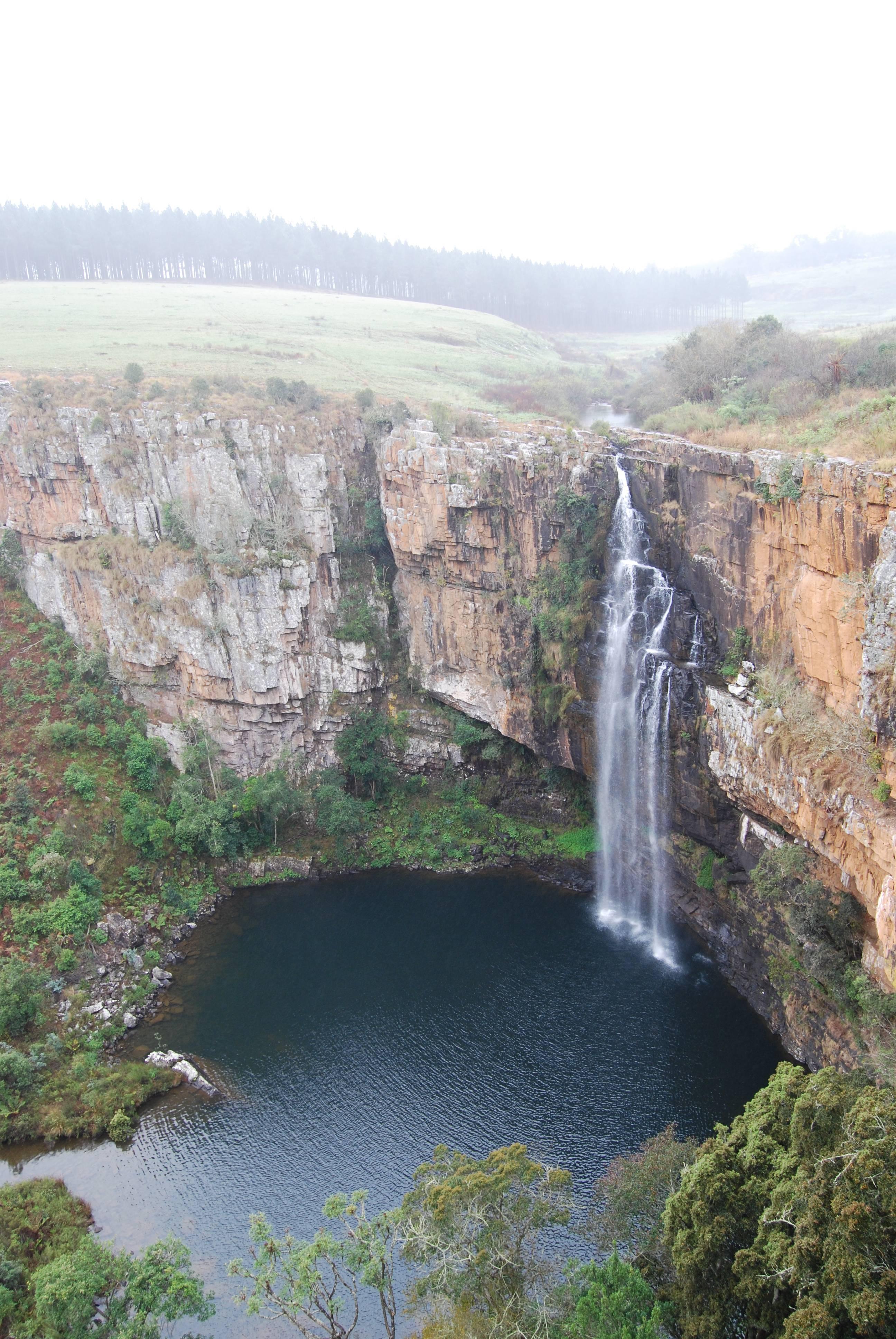 Photo 1: Blyde River Canyon, même sous la pluie