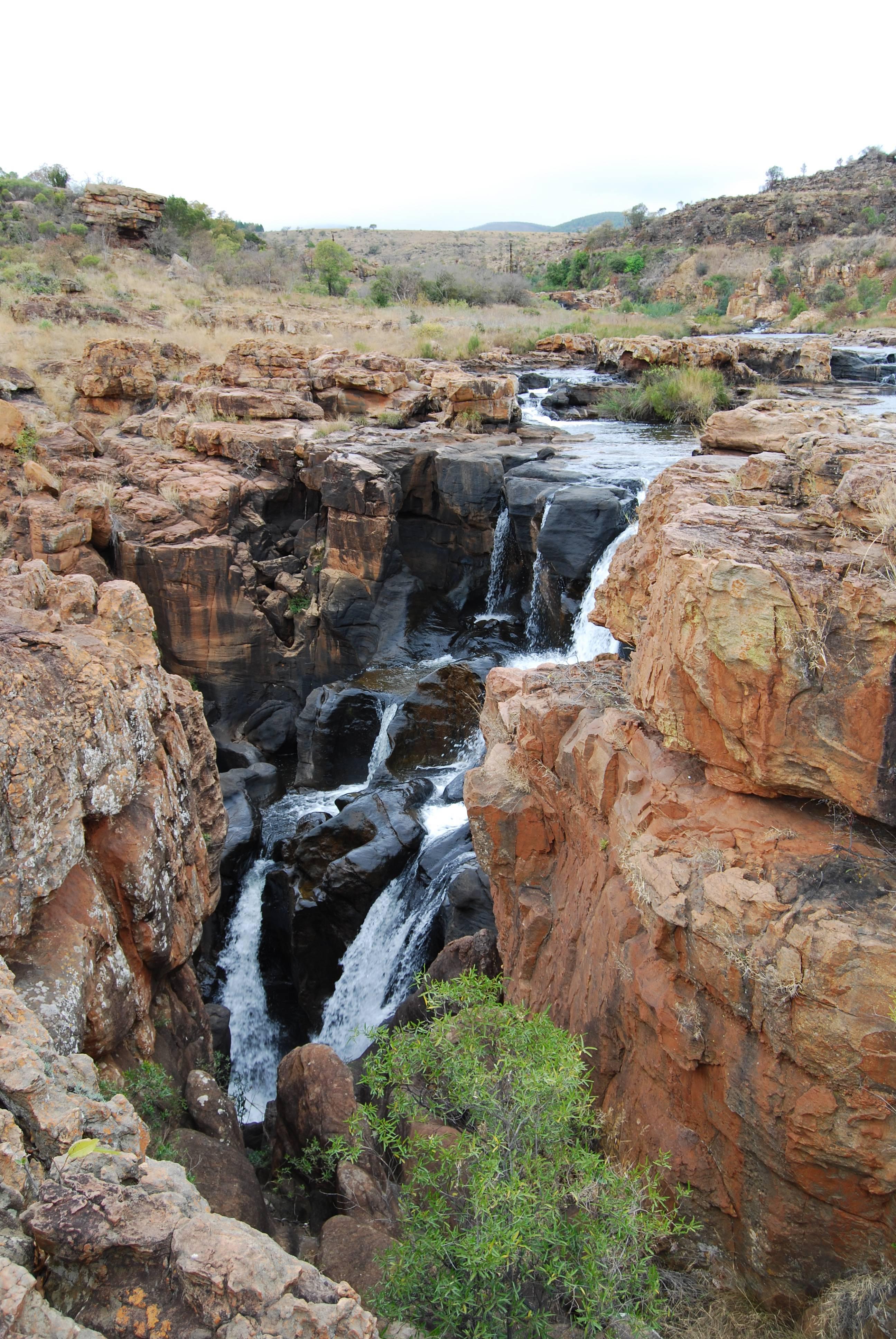 Photo 3: Blyde River Canyon, même sous la pluie
