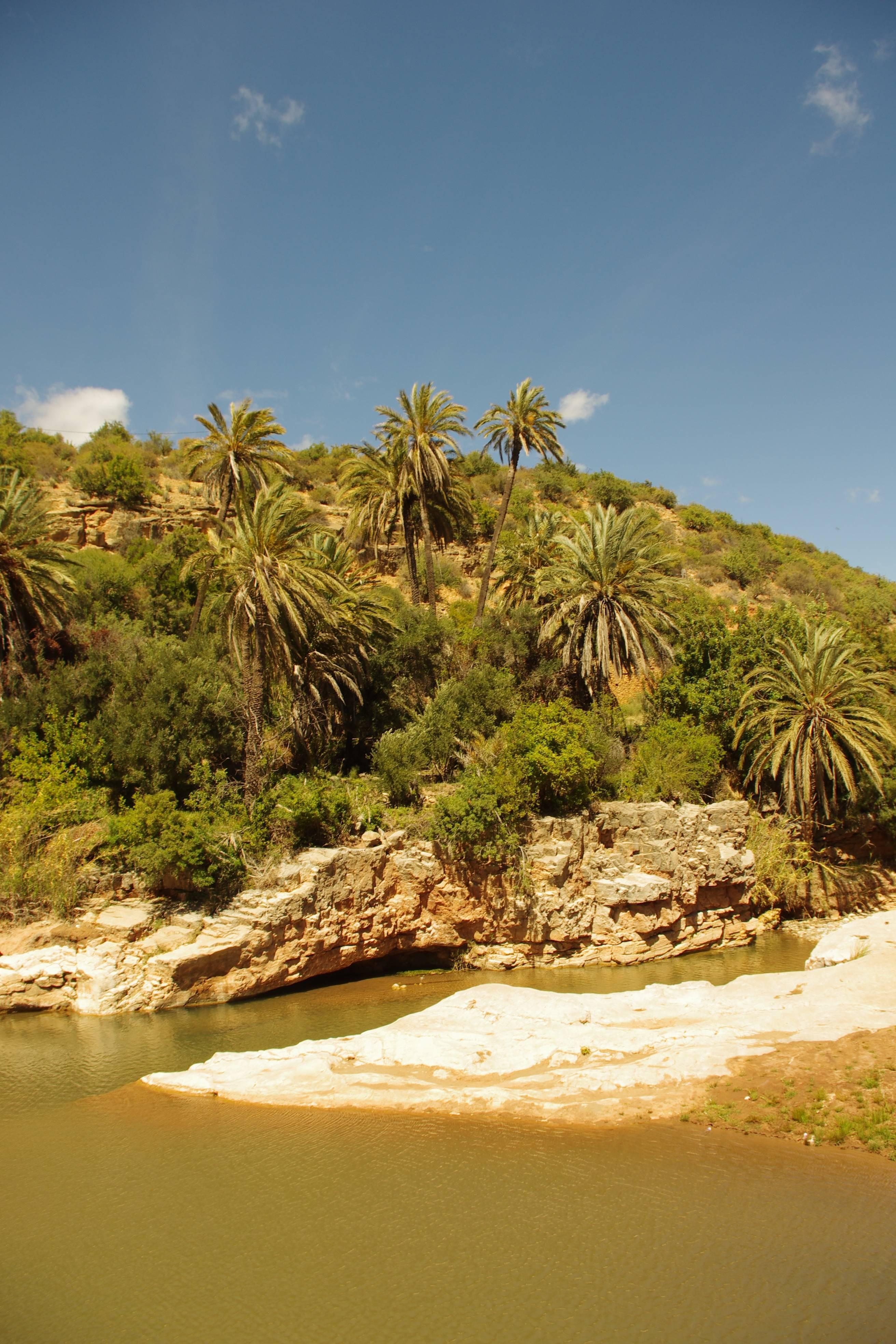Photo 2: Paradise valley, une promenade dans le lit de la rivière