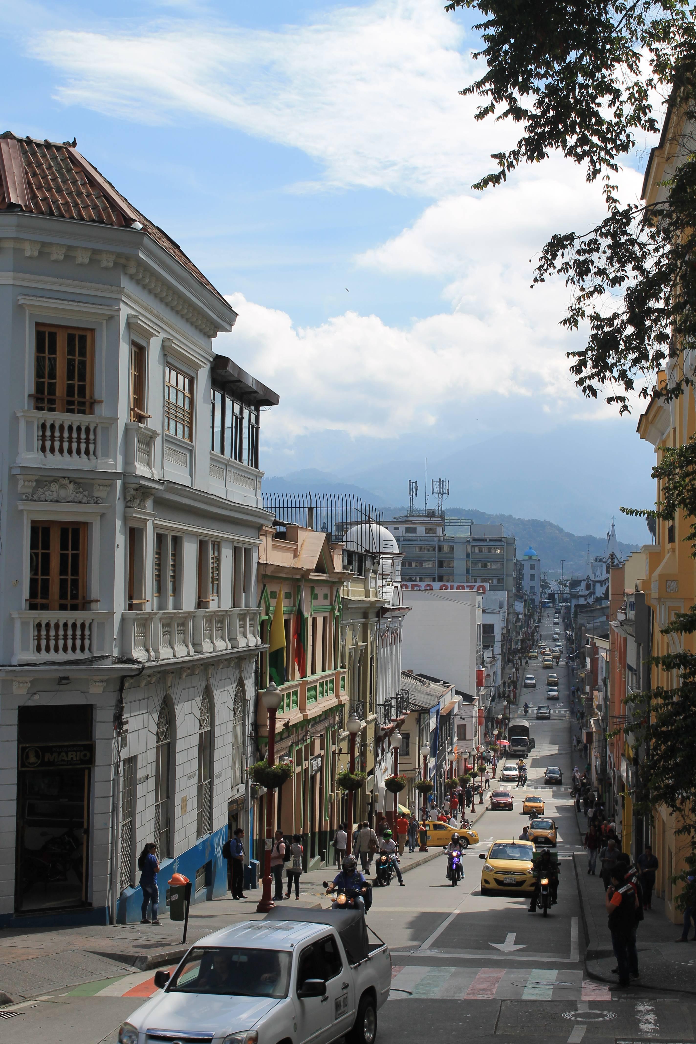 Photo 1: Manizales (Colombie)