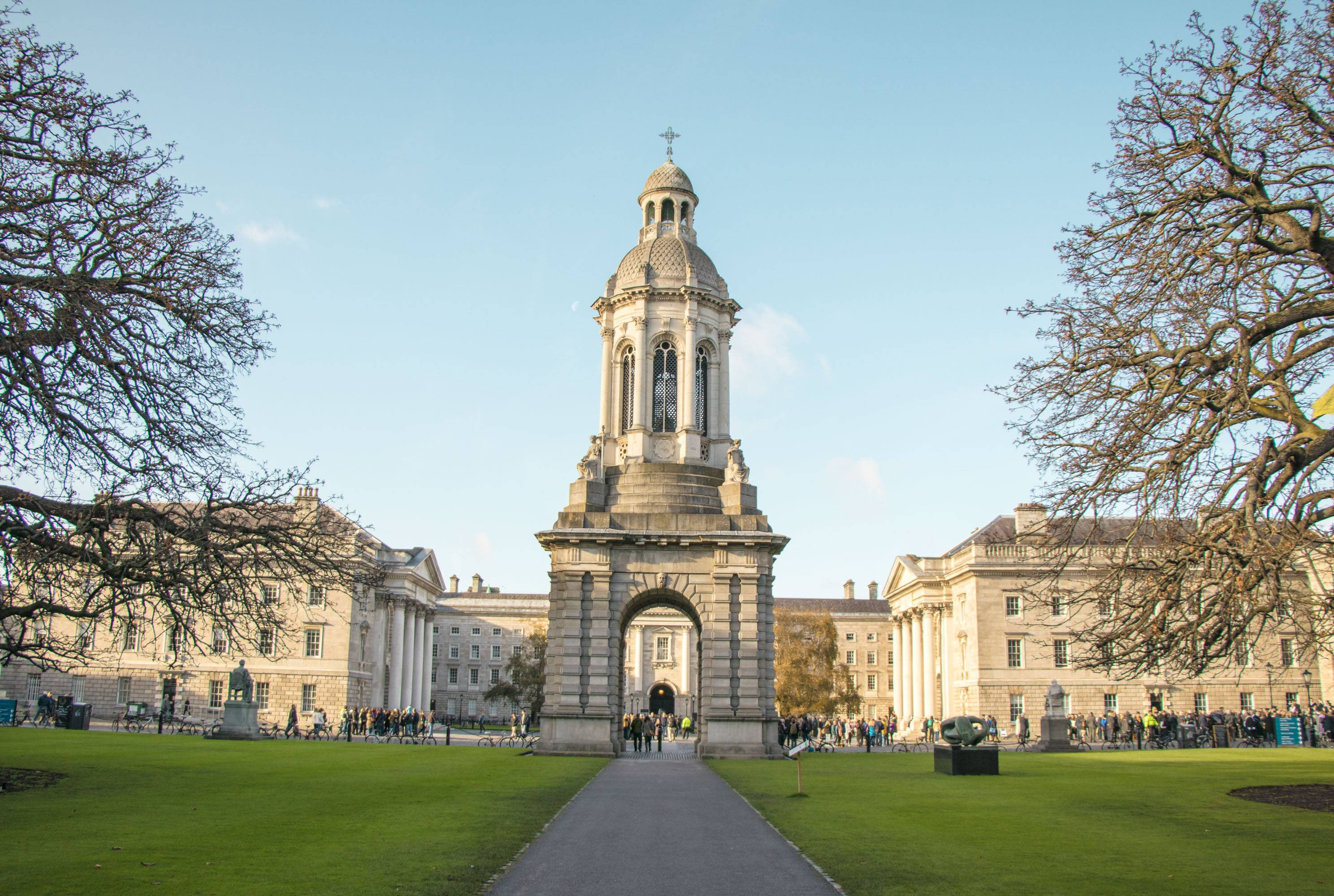 Photo 3: Trinity College - Dublin
