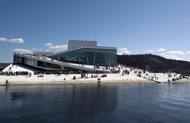 Photo 1: Une architecture époustouflante pour admirer les fjords