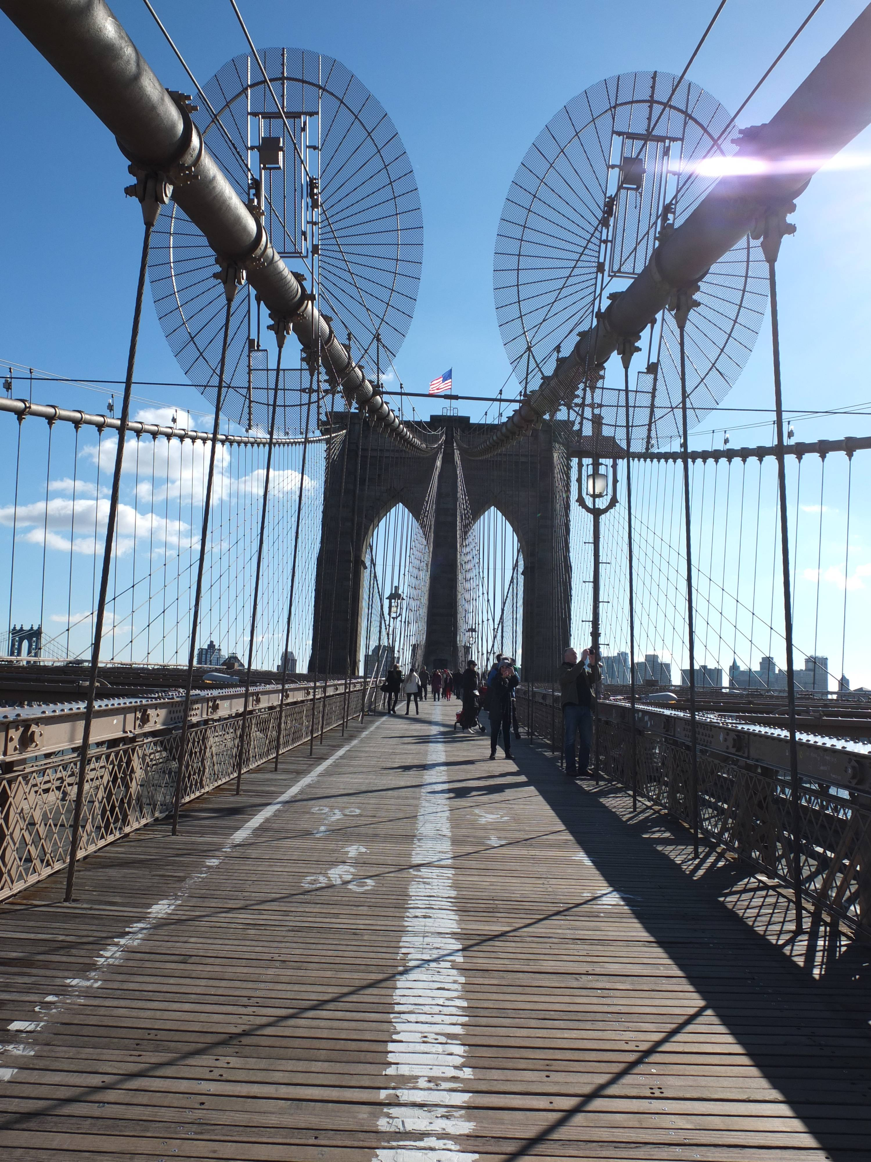 Photo 3: La traversée de Brooklyn Bridge, un classique qui en vaut le coup !