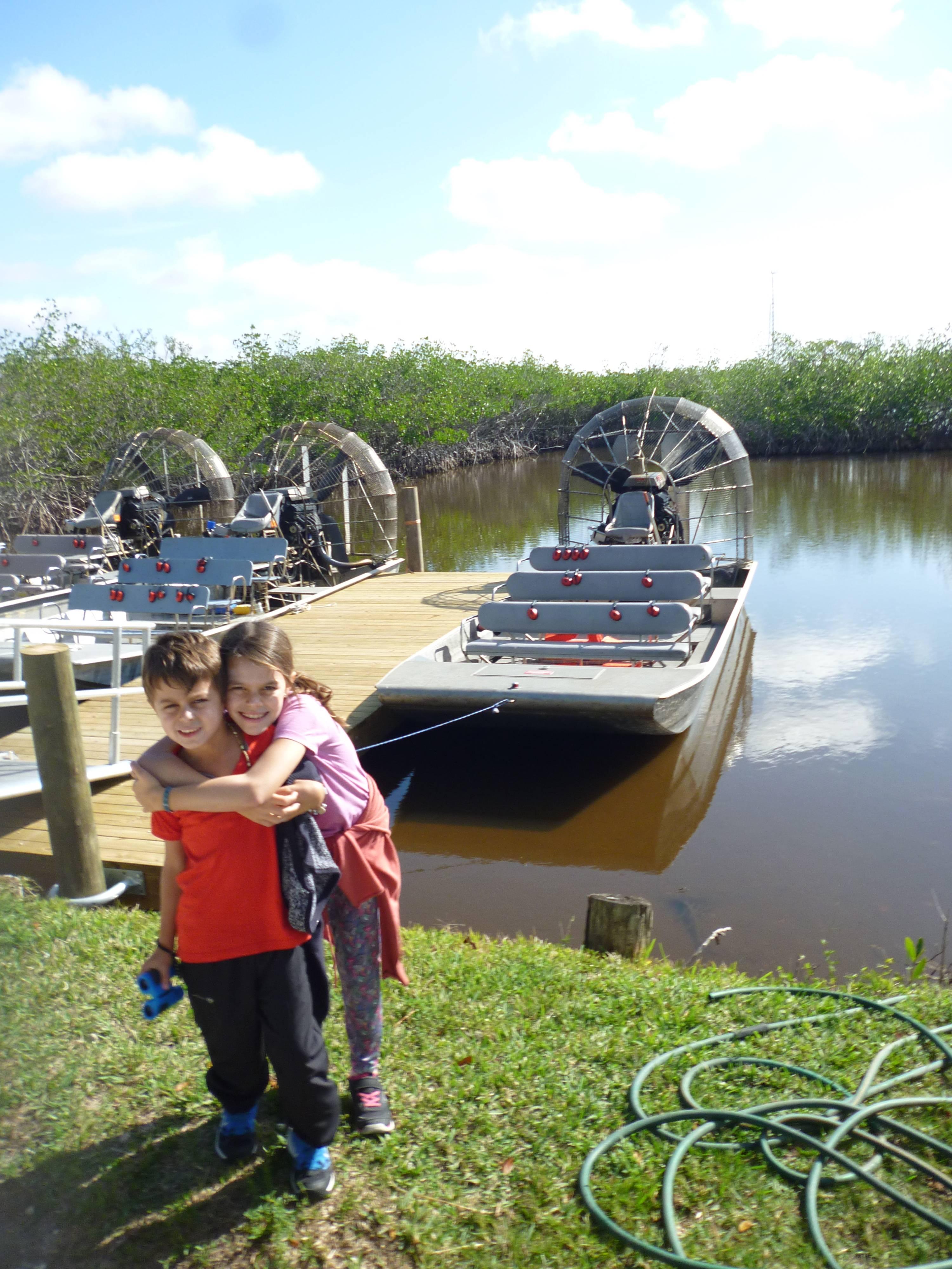 Photo 1: Une balade hors du temps dans les marécages des Everglades en Floride