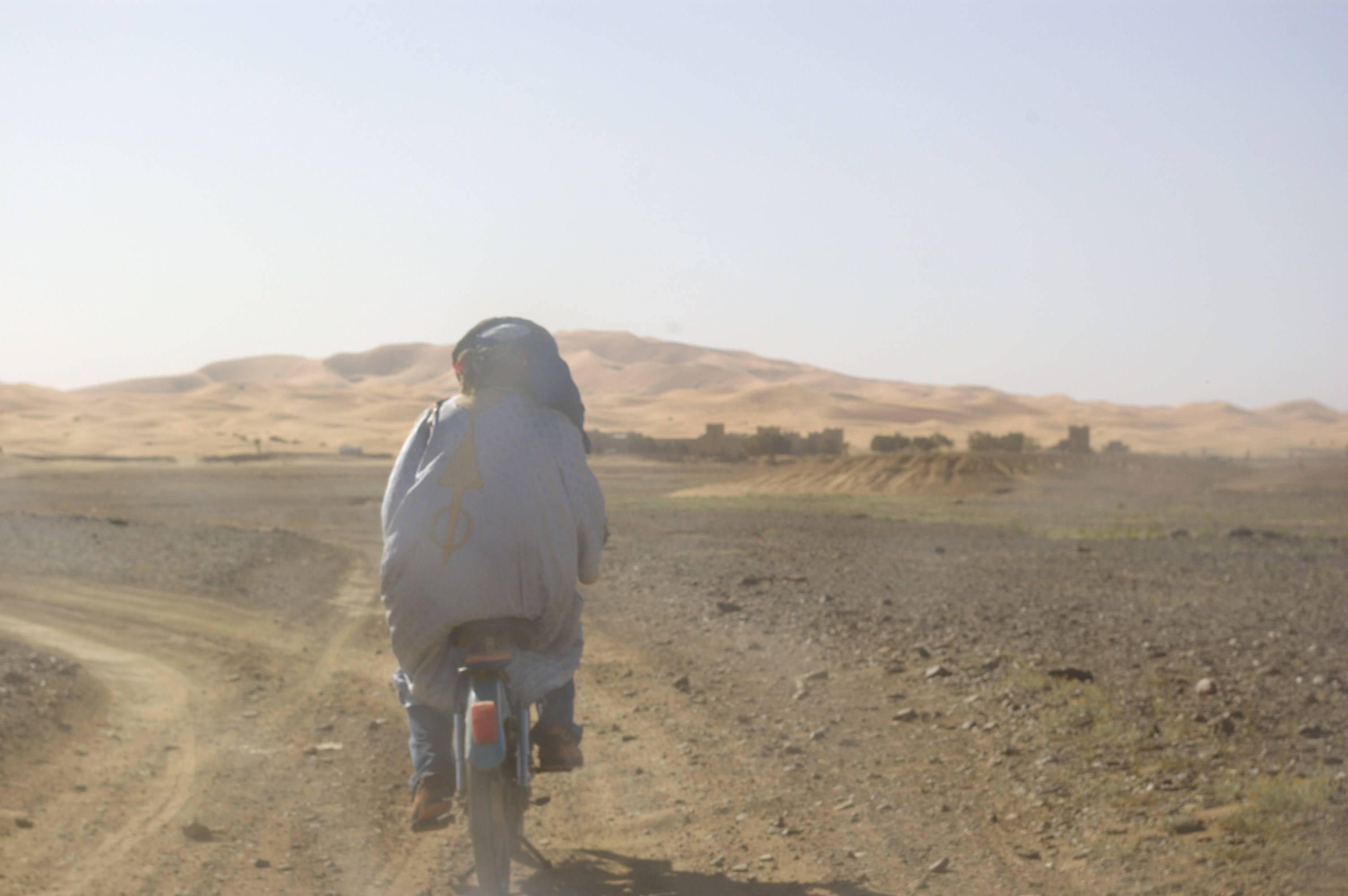 Photo 1: Merzouga, ses dunes et ses dromadaires