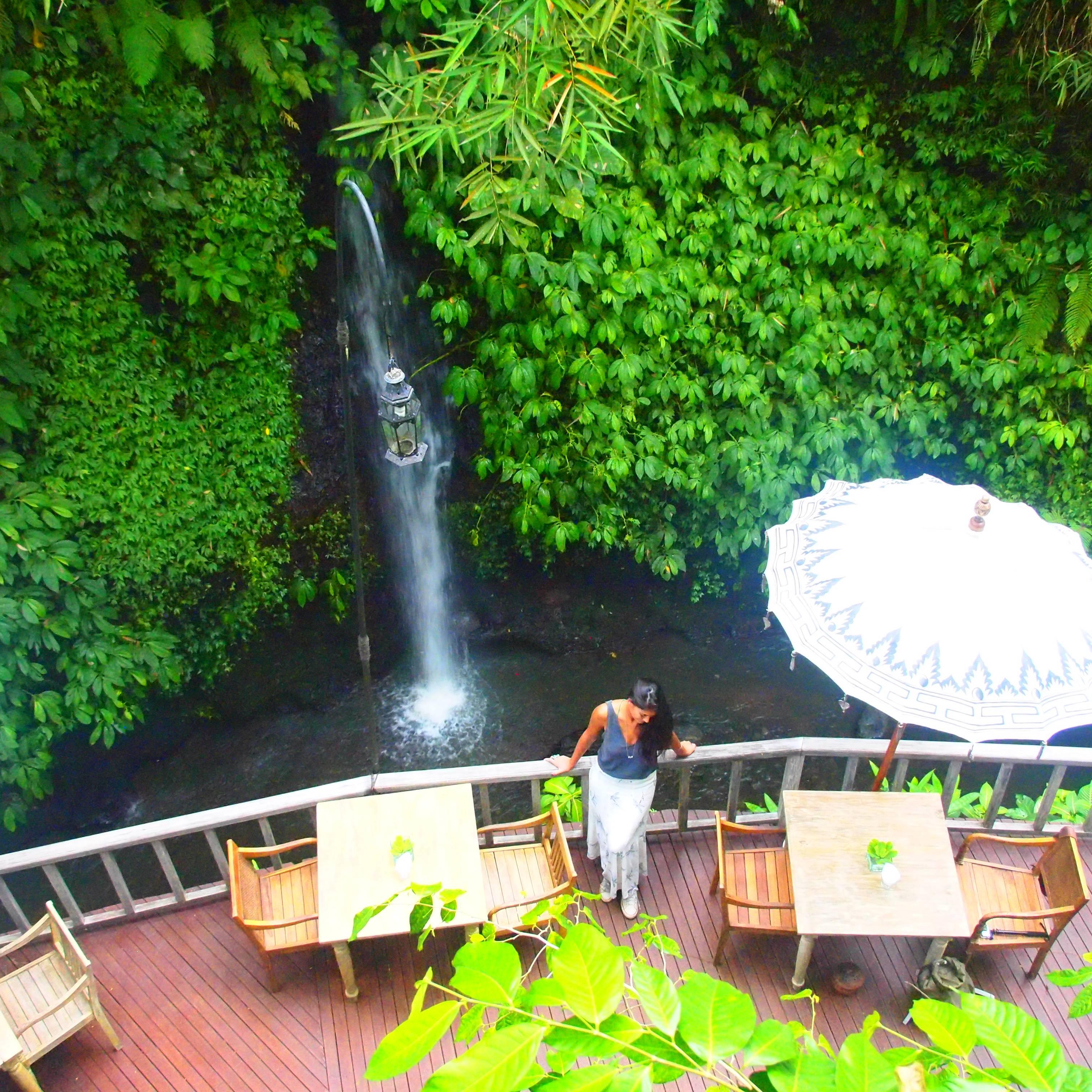 Photo 3: Déjeuner au Kayon Resort