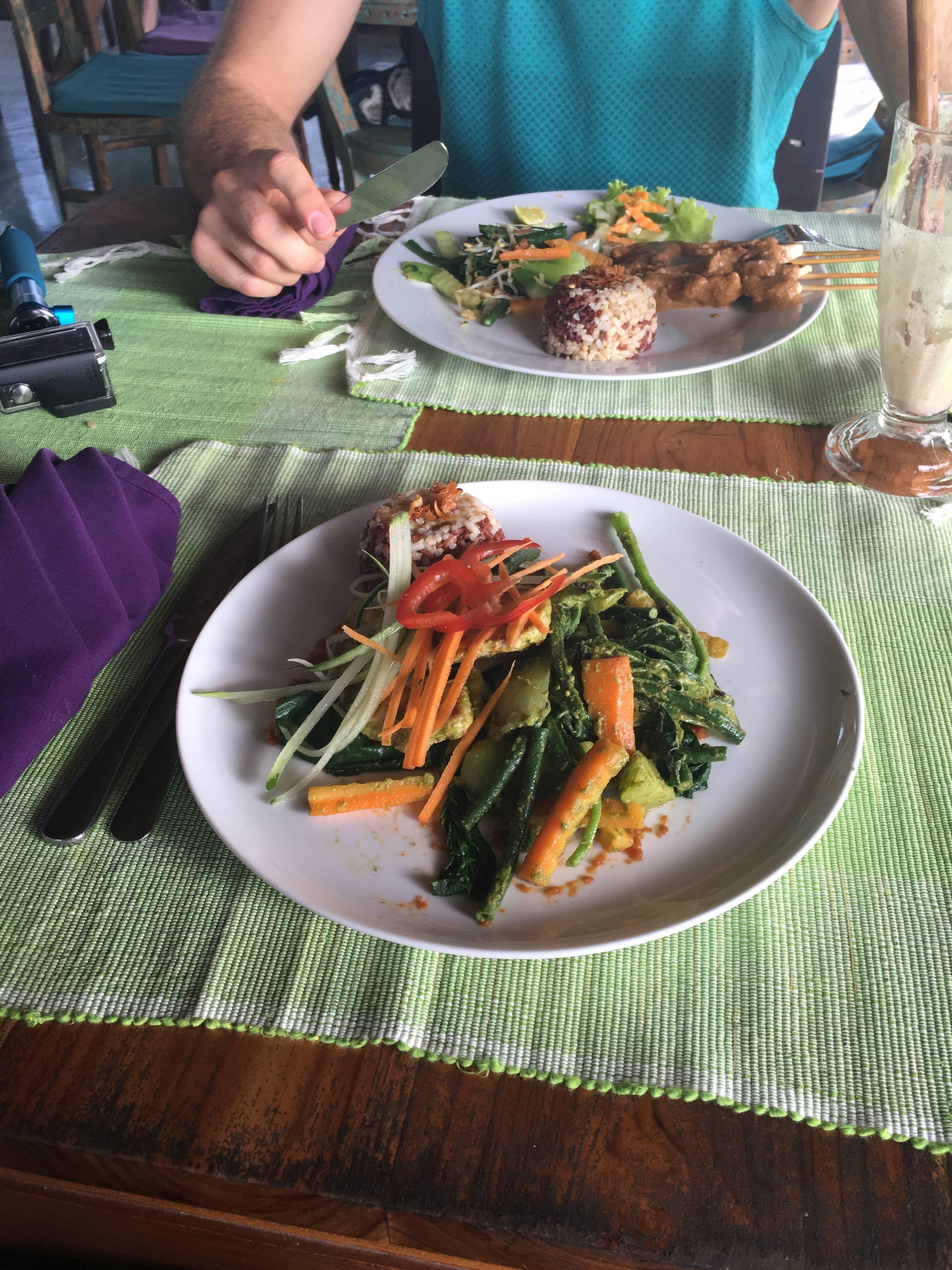 Photo 2: Ubud - Sari Organik, ou comment se perdre au milieu des rizières