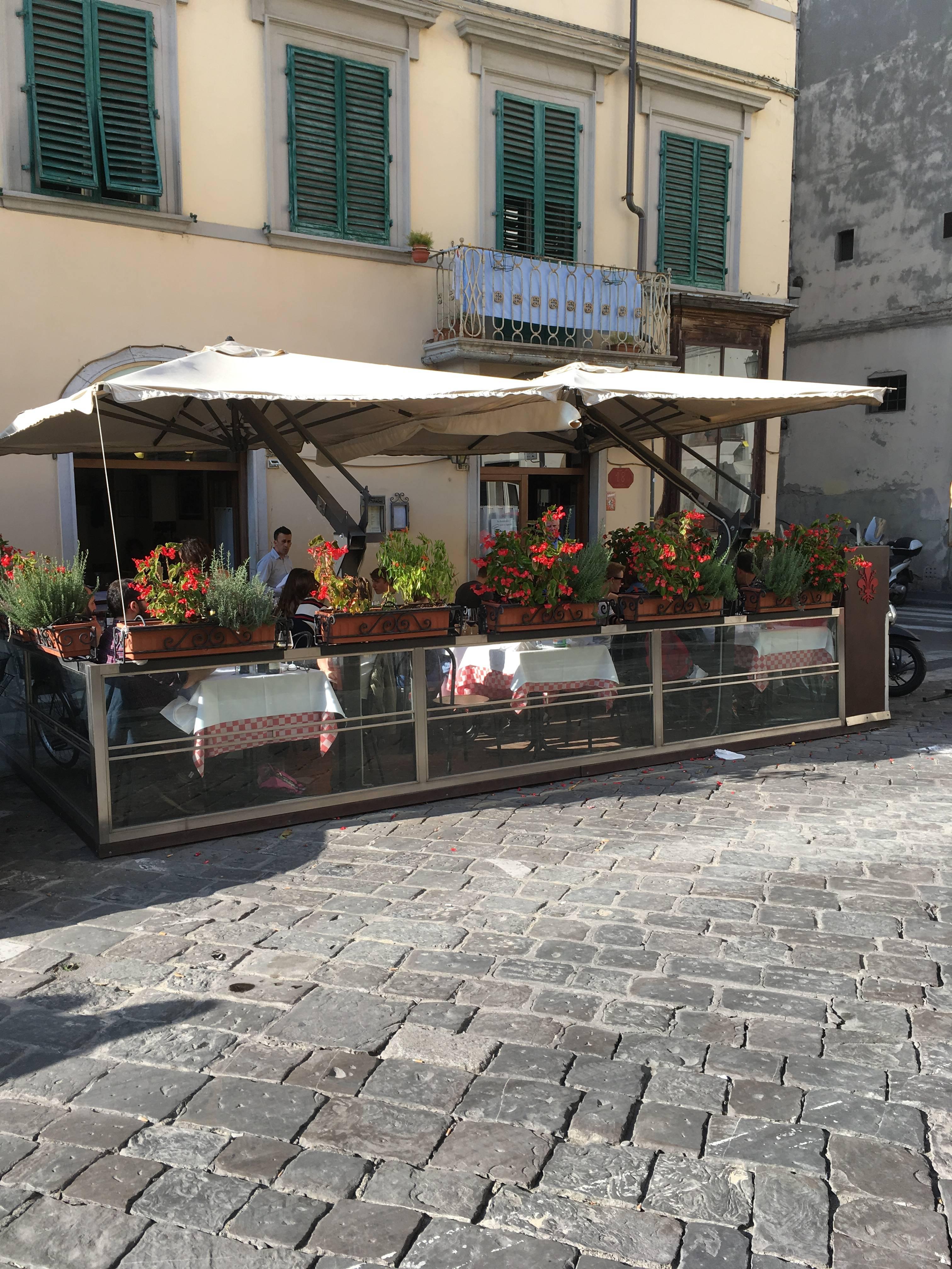 Photo 1: Trattoria del Carmine dans le quartier Santo Spirito a Florence