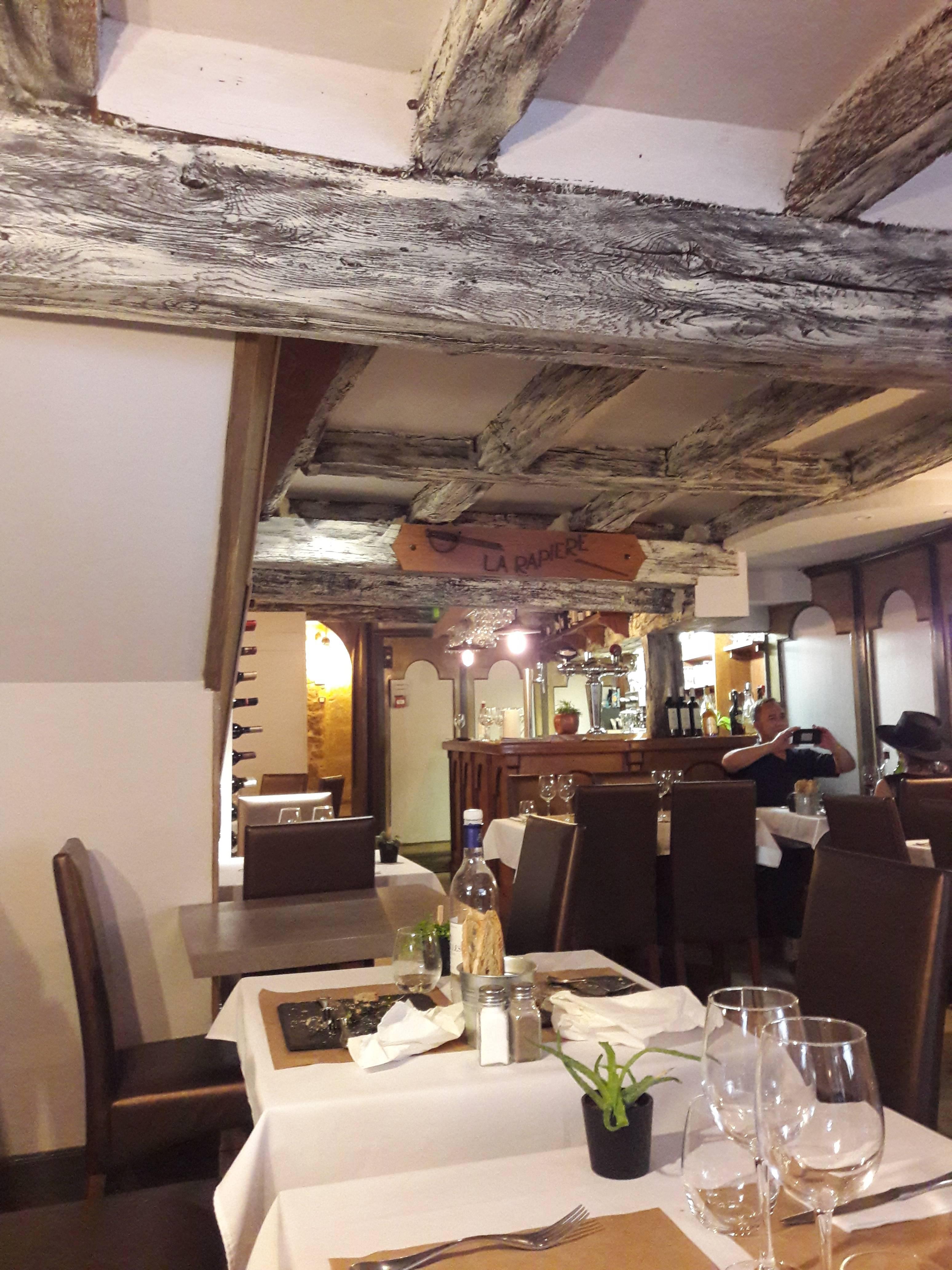 Photo 3: Un excellent restaurant, tout sur le canard!