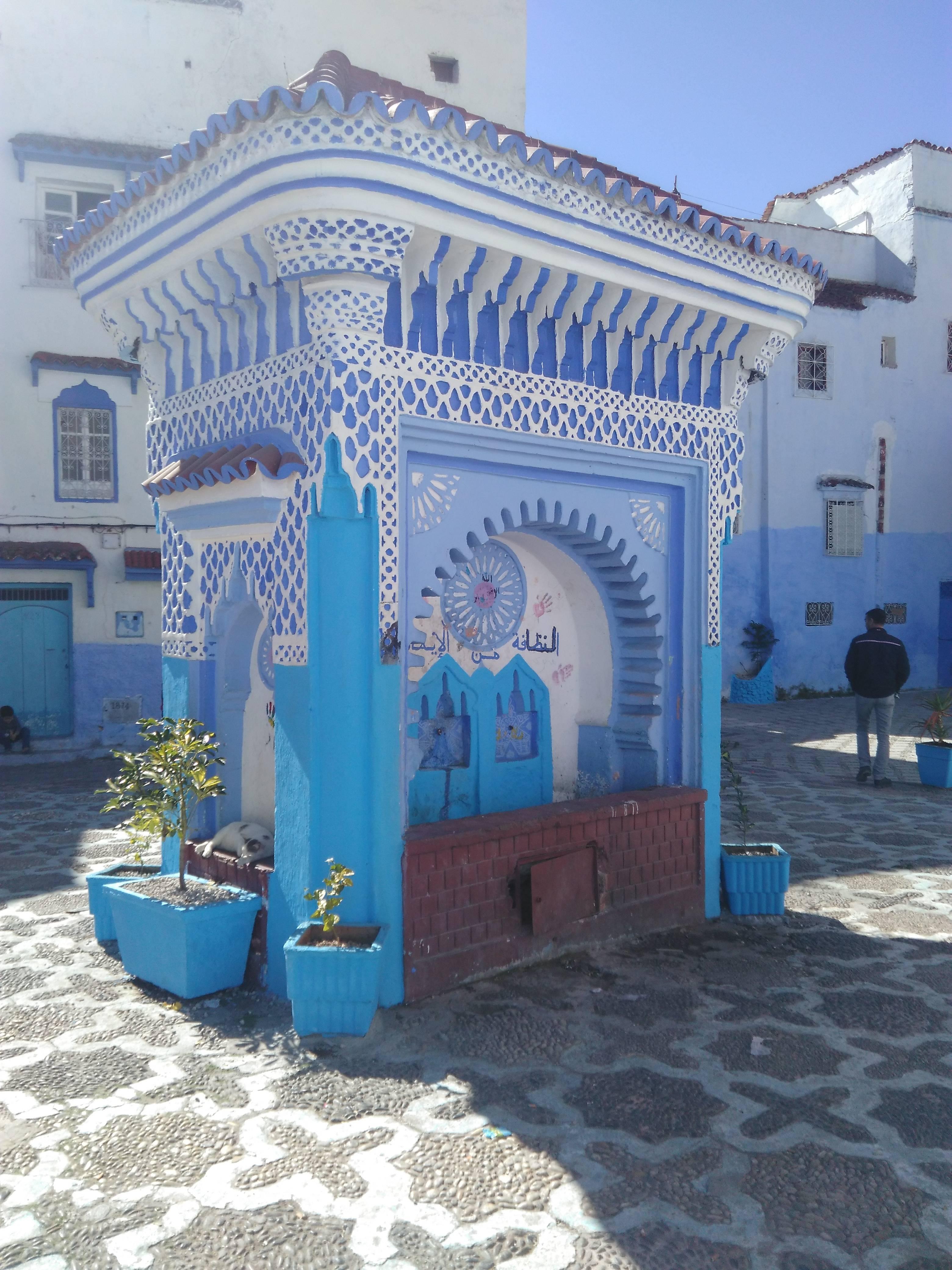 Photo 1: Chefchaouen, la ville bleue du Maroc !