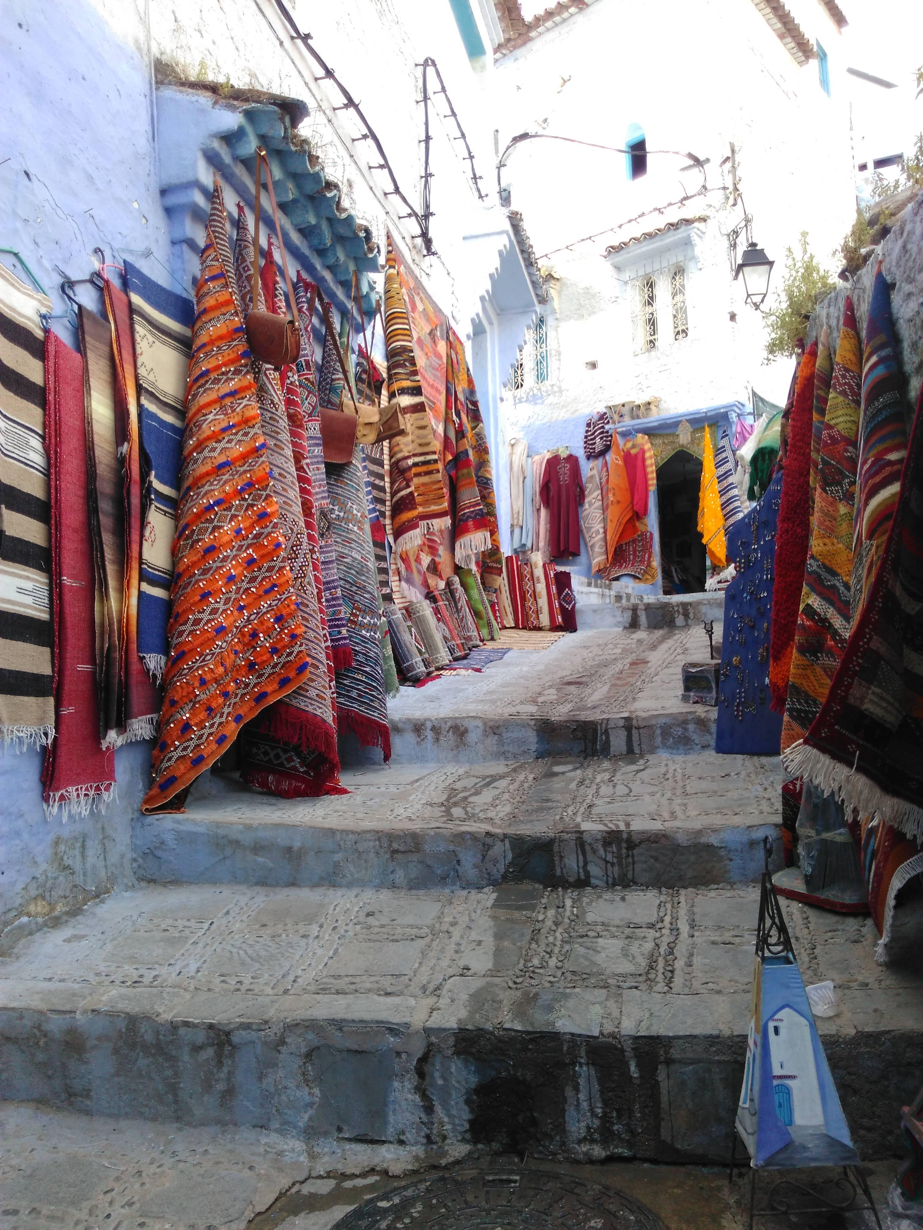 Photo 3: Chefchaouen, la ville bleue du Maroc !