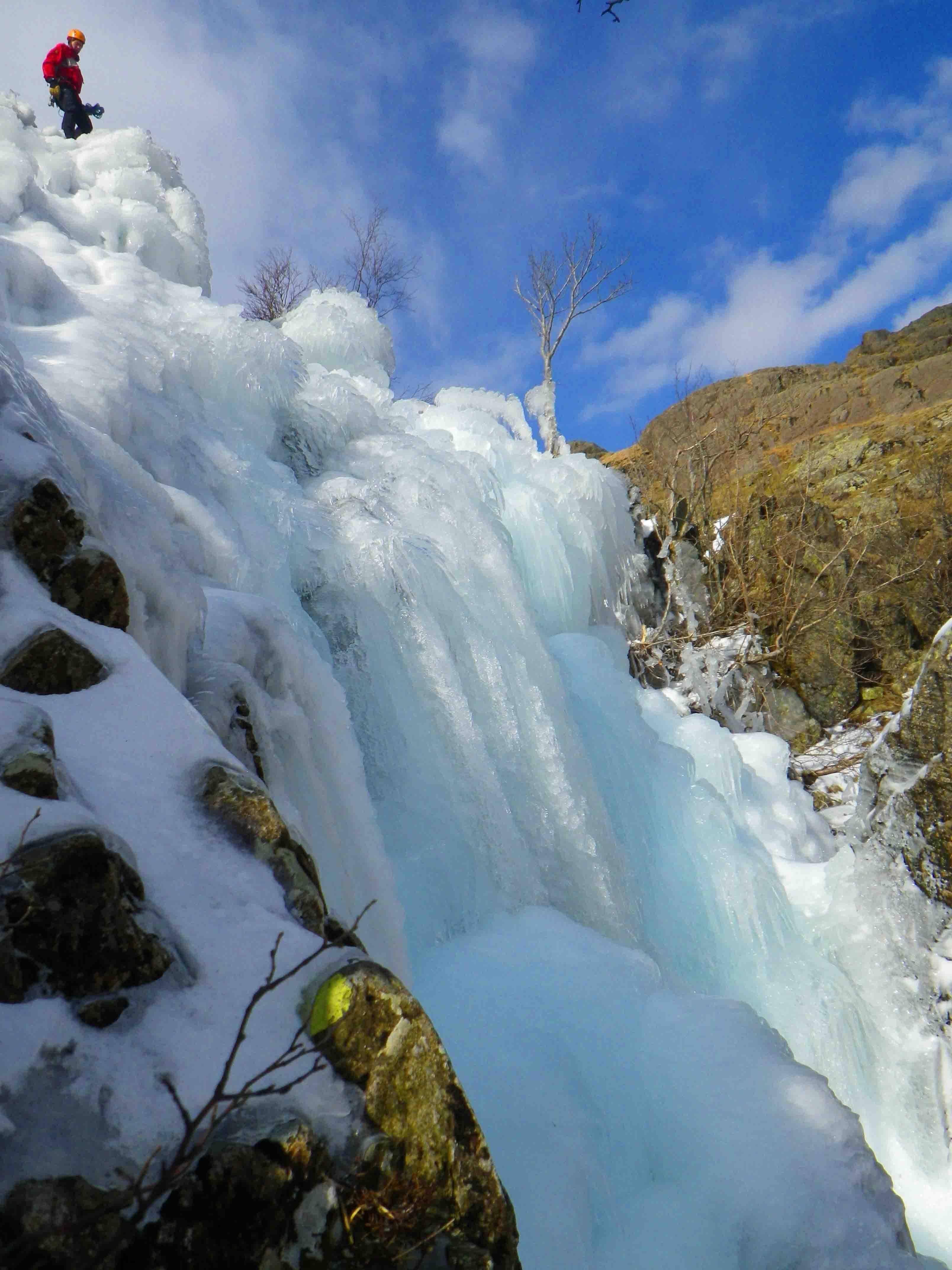 Photo 2: A la frontière écossaise