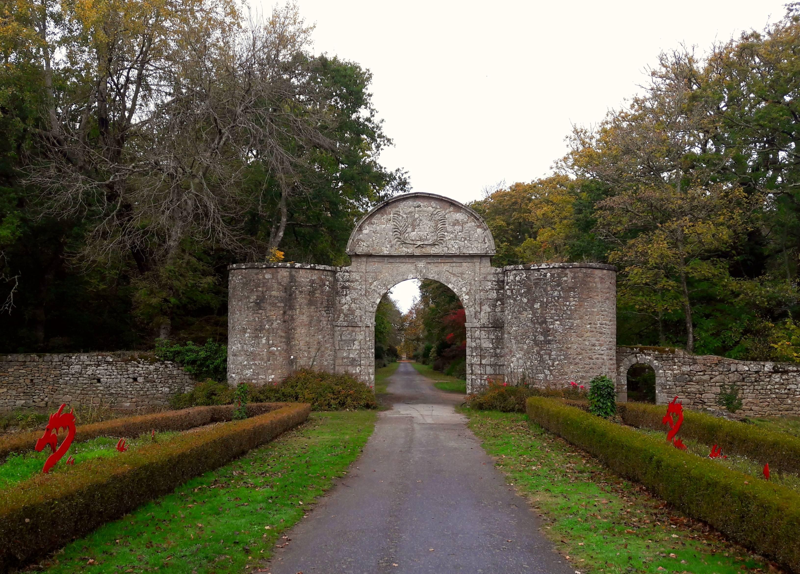 Photo 2: Balade au parc de Keravéon, Erdeven