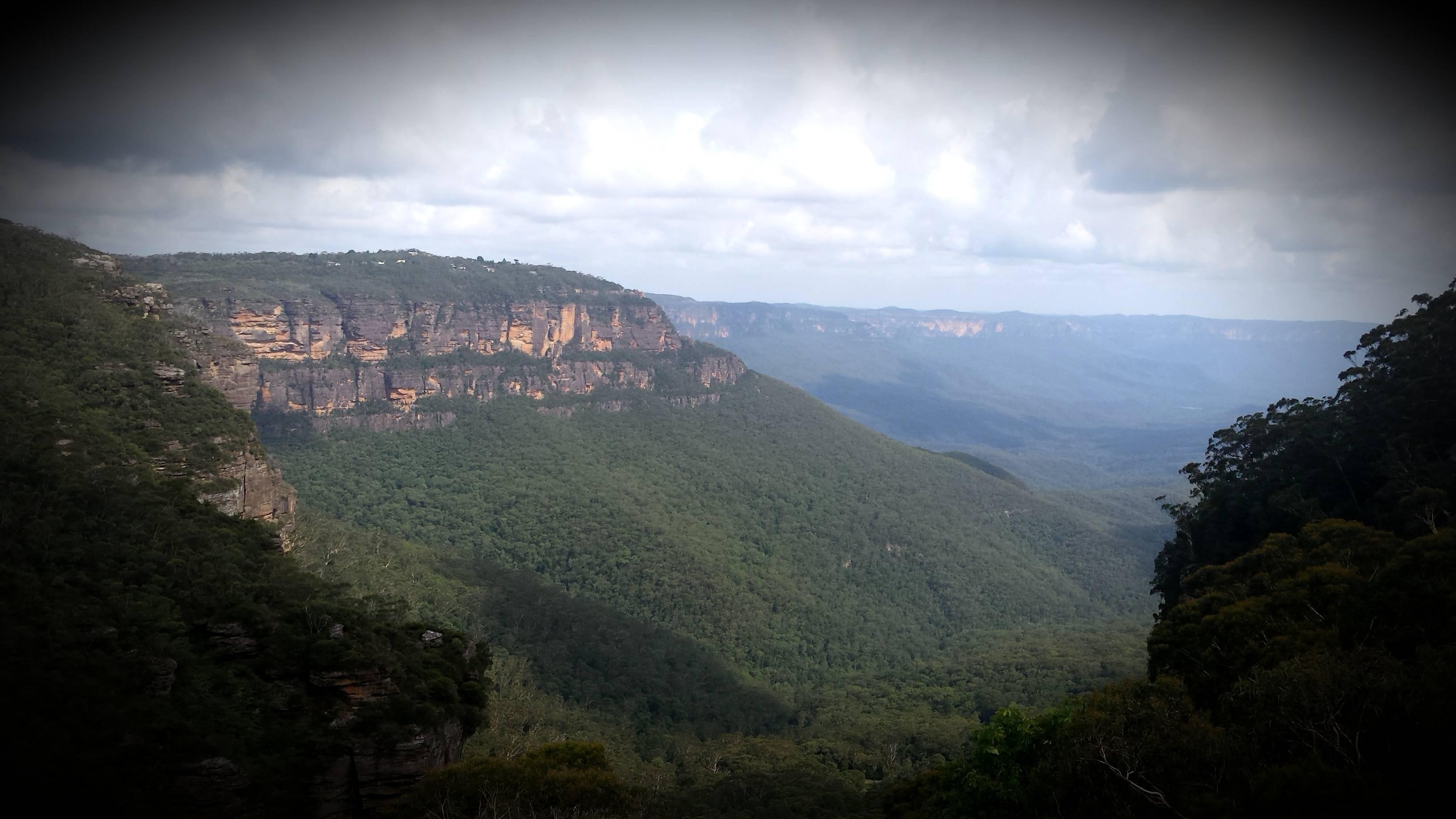 Photo 2: Les Blue Mountains. Un Grand bol d'air frais à deux pas de Sydney !