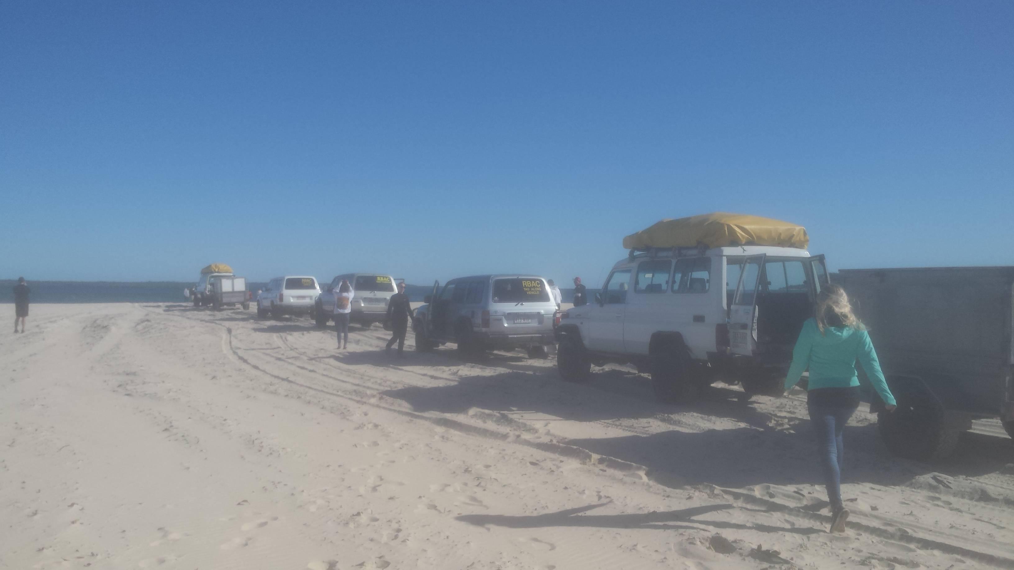 Photo 2: Fraser Island, un tour en 4x4 et des souvenirs inoubliables !