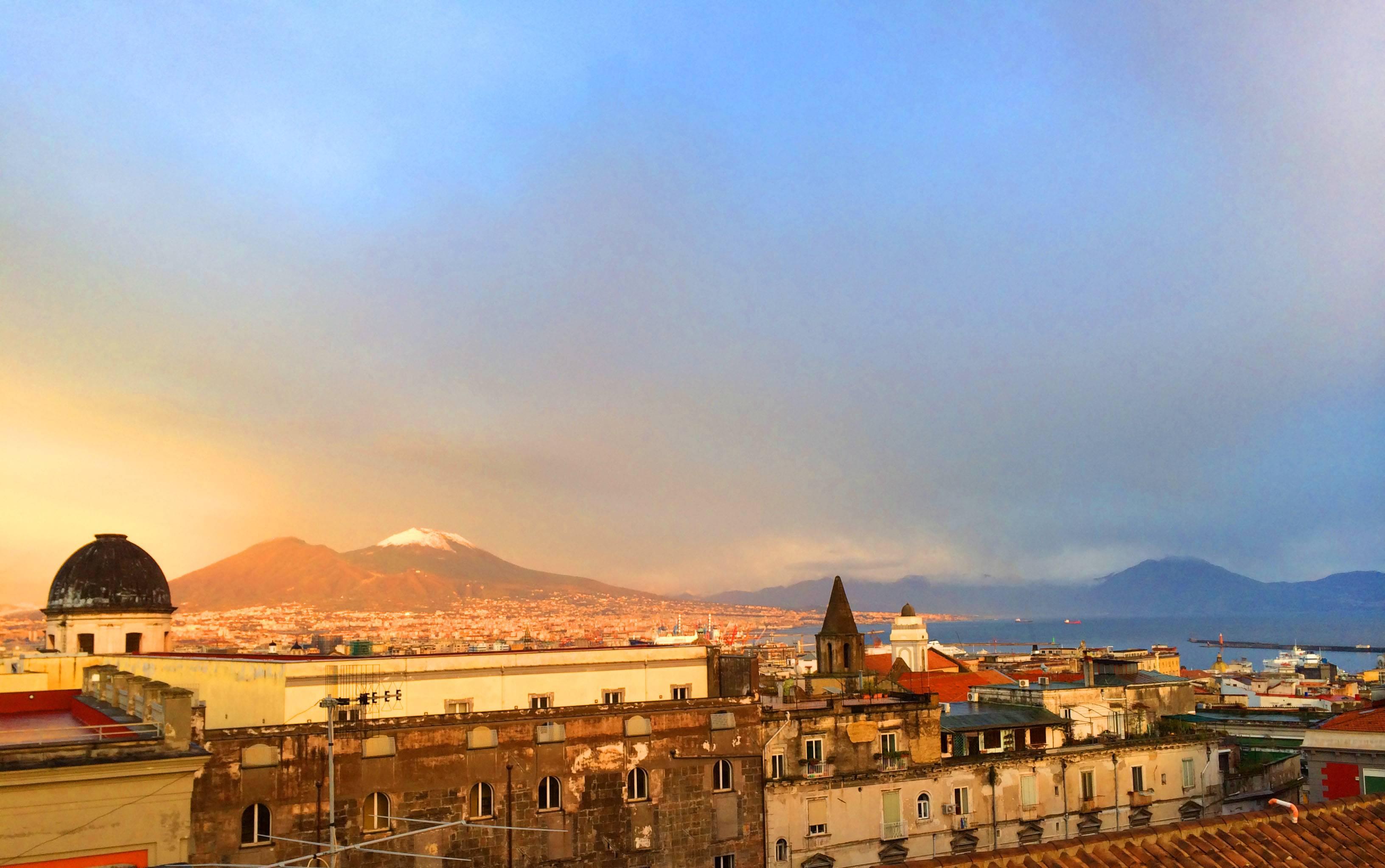 Photo 3: Pompéi - Connaissez-vous Pline le Jeune ? Naples
